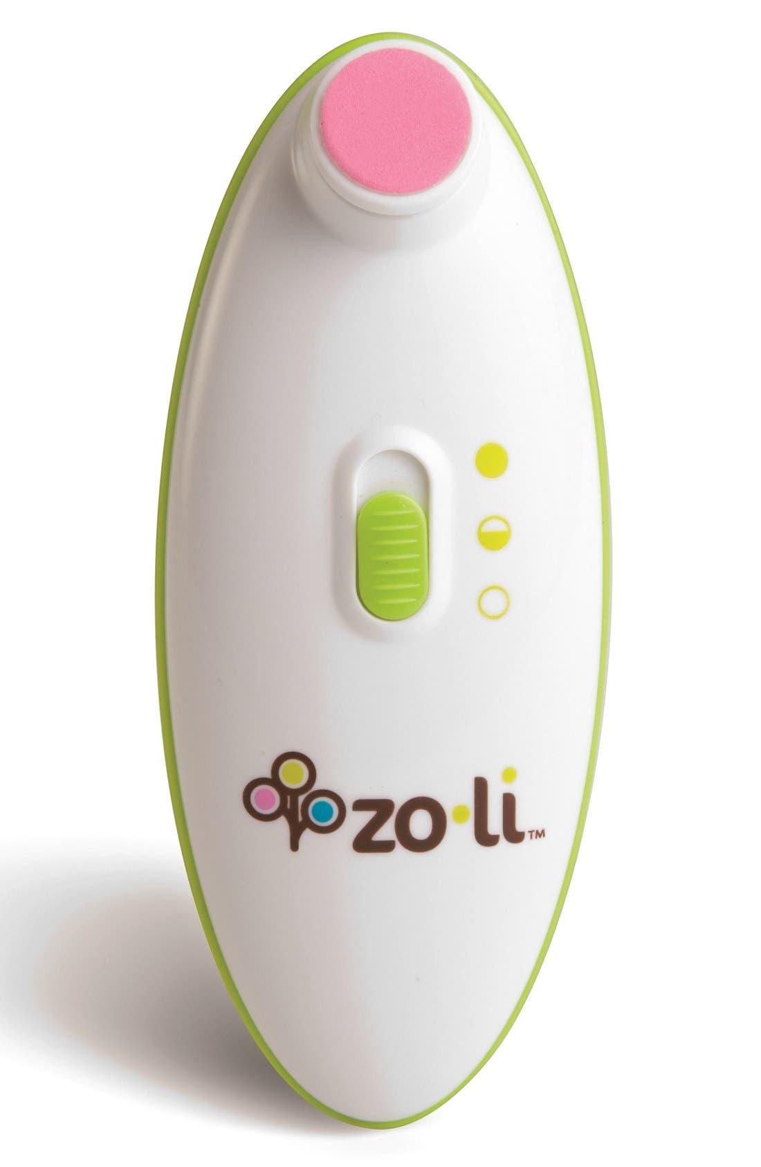 ZOLI, 'BUZZ B.<sup>™</sup>' Electric Nail Trimmer, Main thumbnail 1, color, NO COLOR