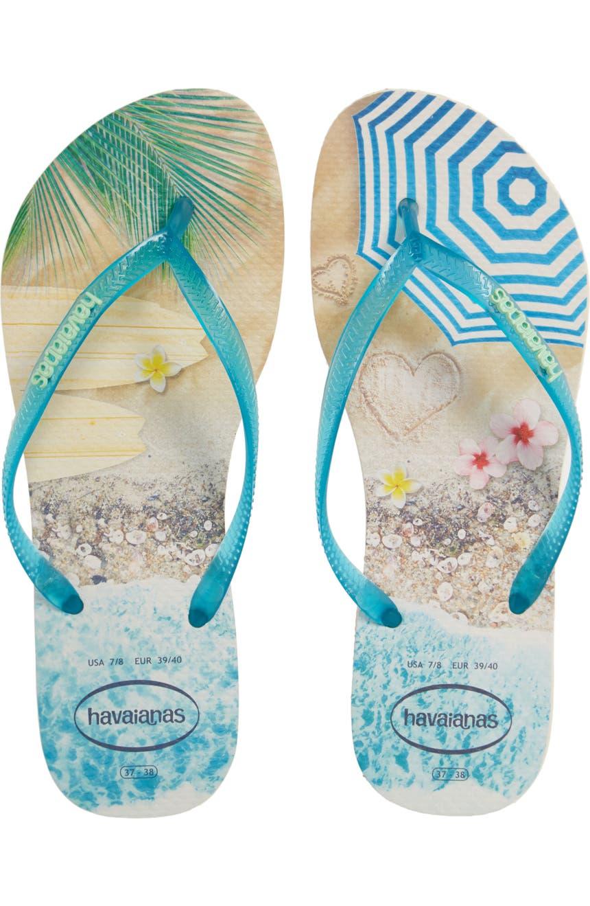 e6681b35b Havaianas  Slim Paisage  Flip Flop (Women)