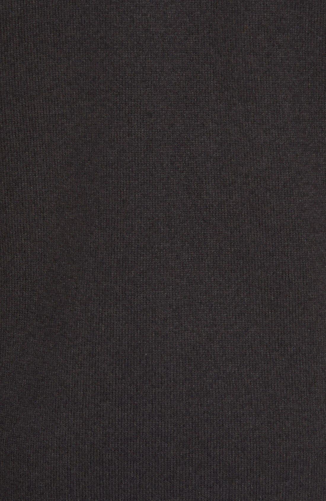 THE NORTH FACE, 'Gordon Lyons' Zip Fleece Jacket, Alternate thumbnail 7, color, 001