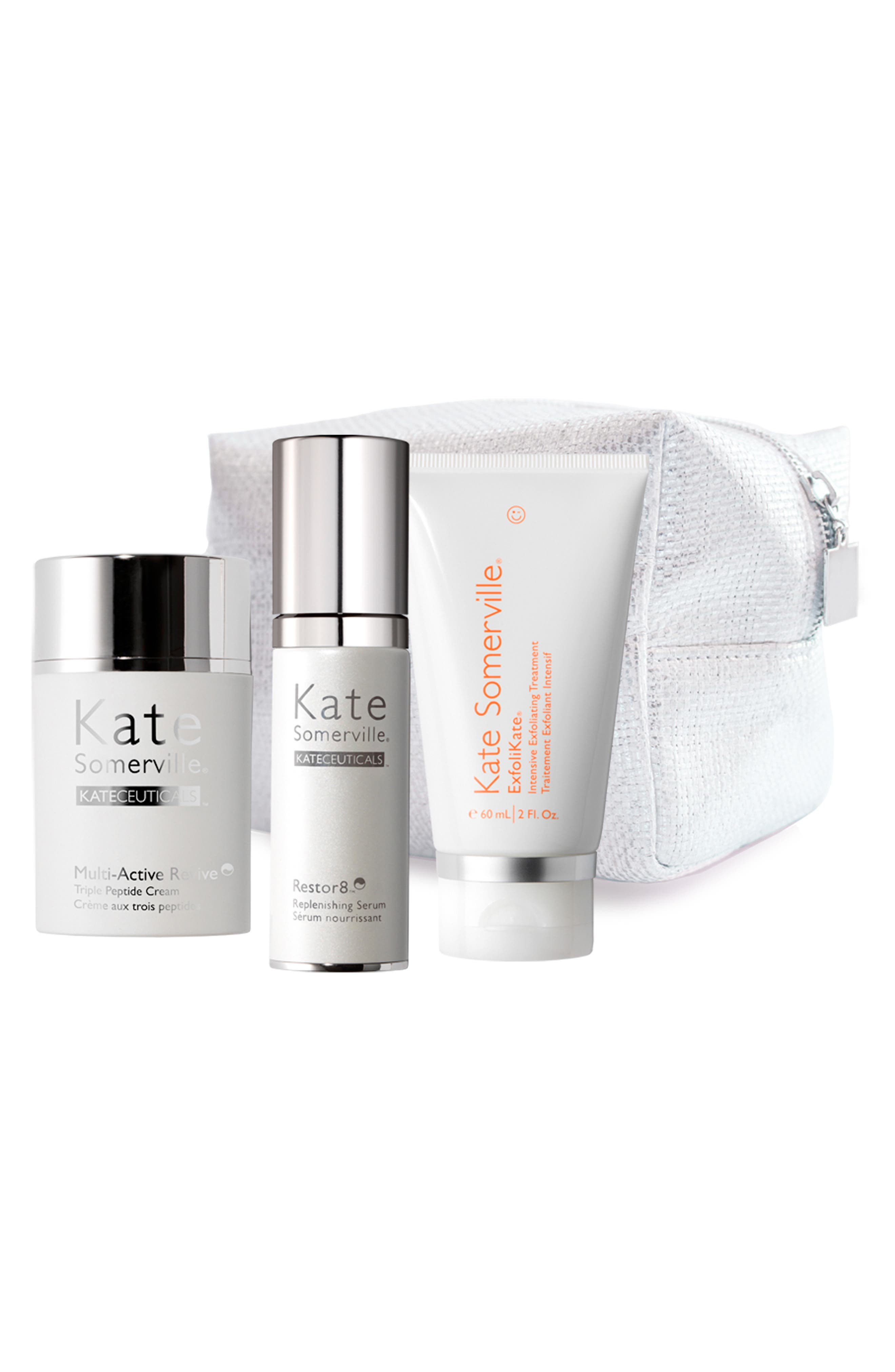 KATE SOMERVILLE<SUP>®</SUP> 'Youthful Radiance' Set, Main, color, NO COLOR