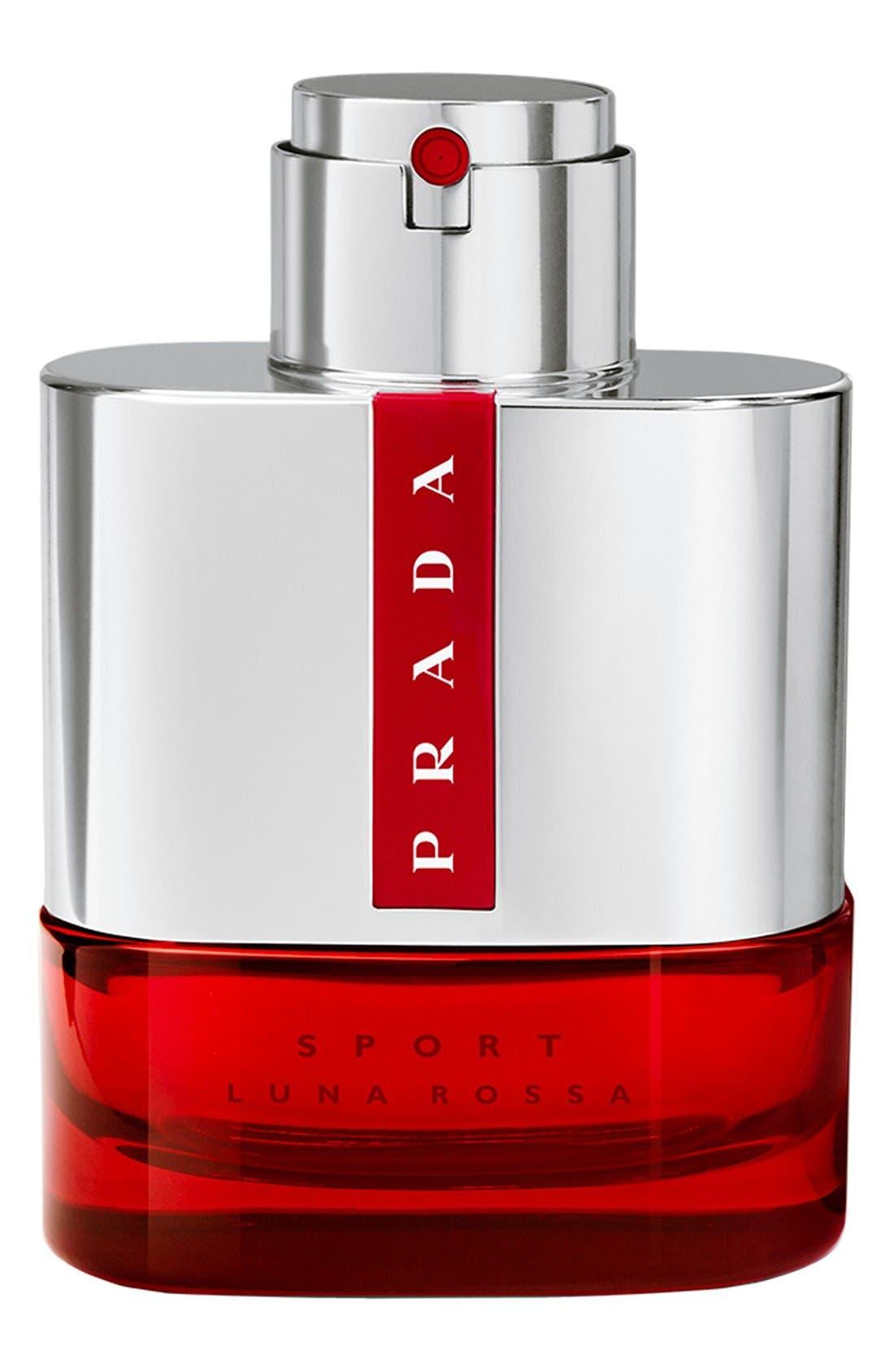 PRADA, Luna Rossa Sport Fragrance, Alternate thumbnail 2, color, NO COLOR