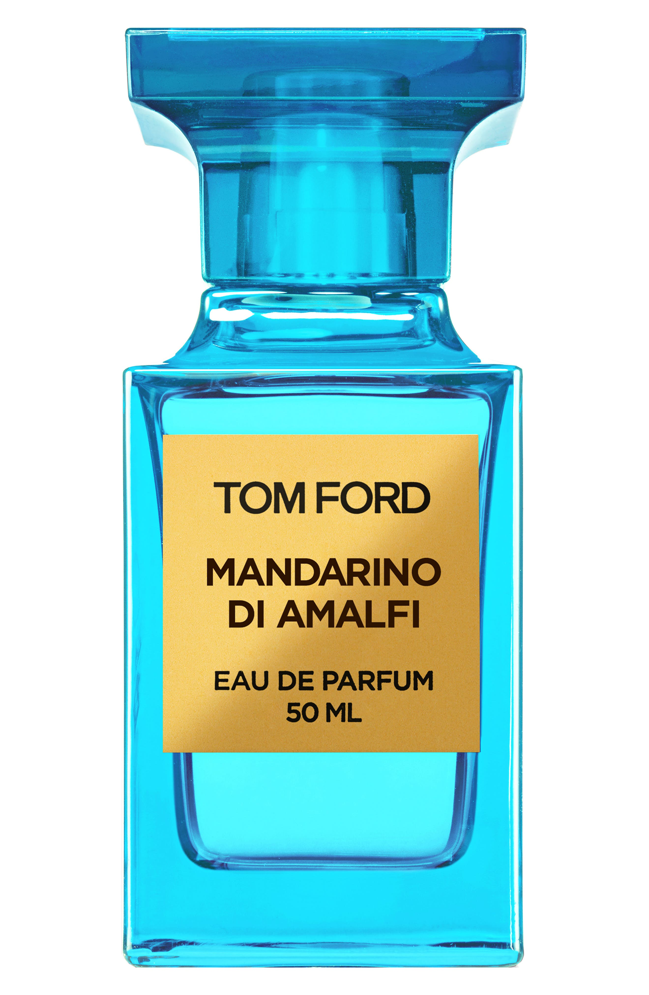 TOM FORD, Private Blend Mandarino di Amalfi Eau de Parfum, Alternate thumbnail 6, color, NO COLOR