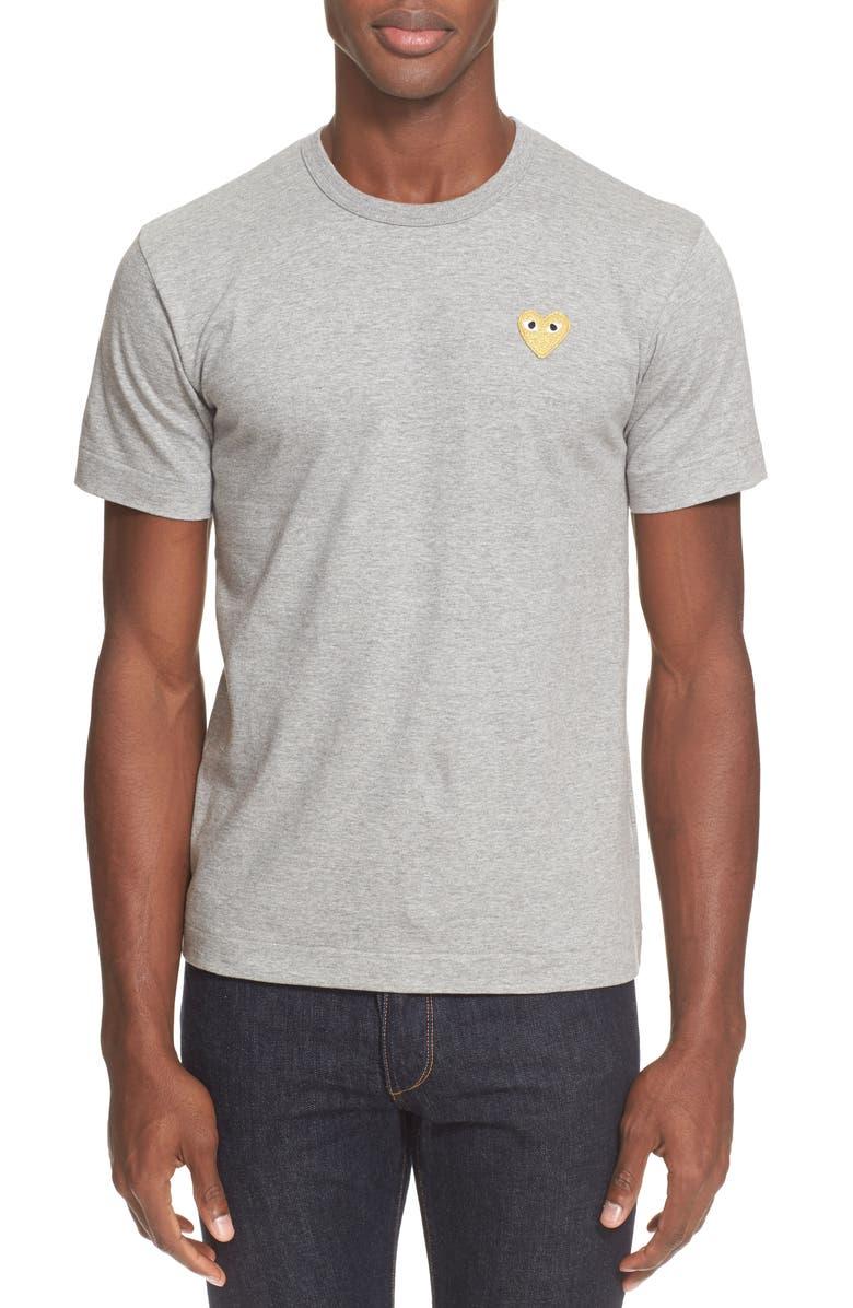 d7bd26e022fc4 Comme des Garçons PLAY Crewneck T-Shirt