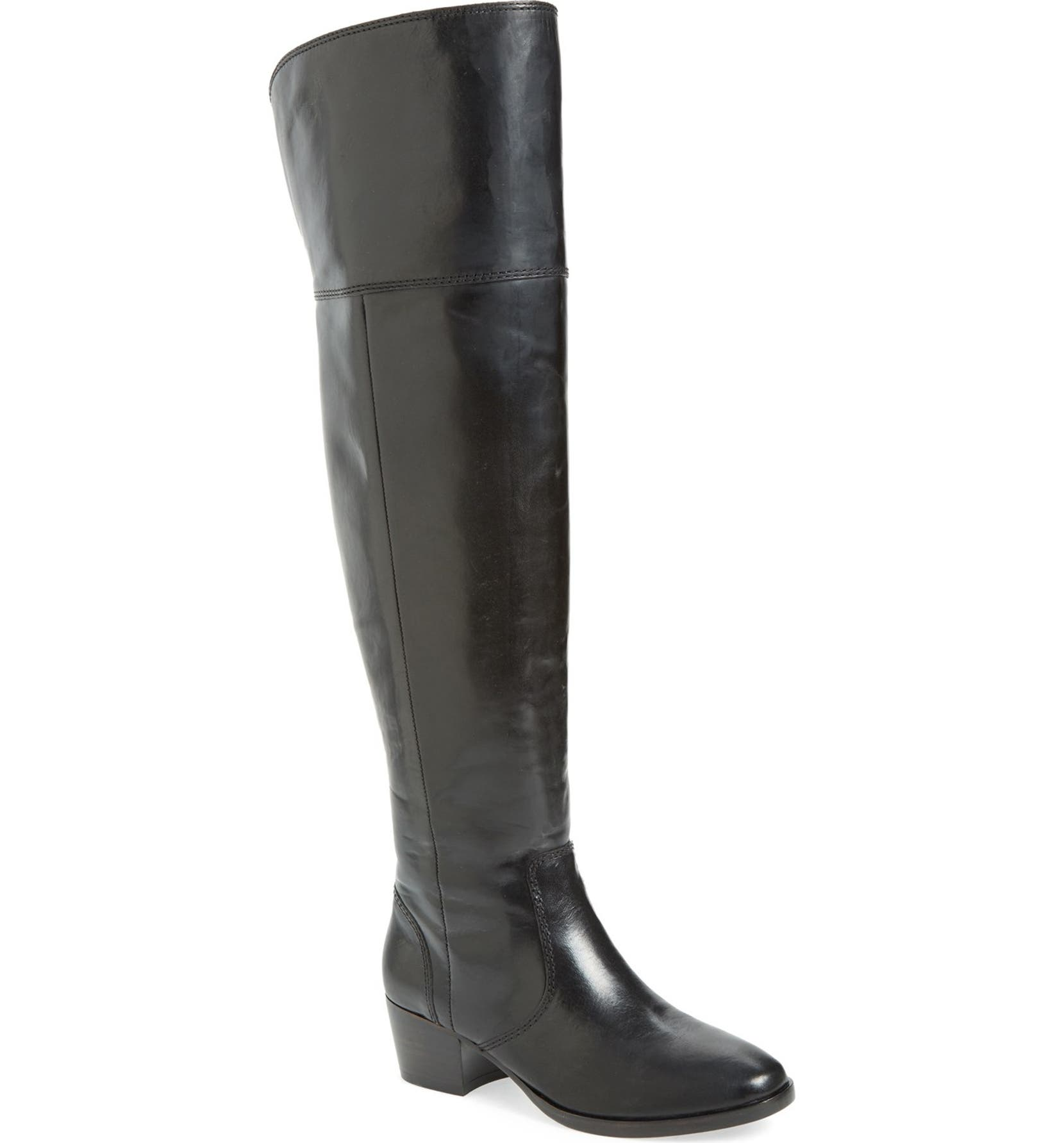 dedaefaf176 Frye  Clara  Over the Knee Boot (Women)