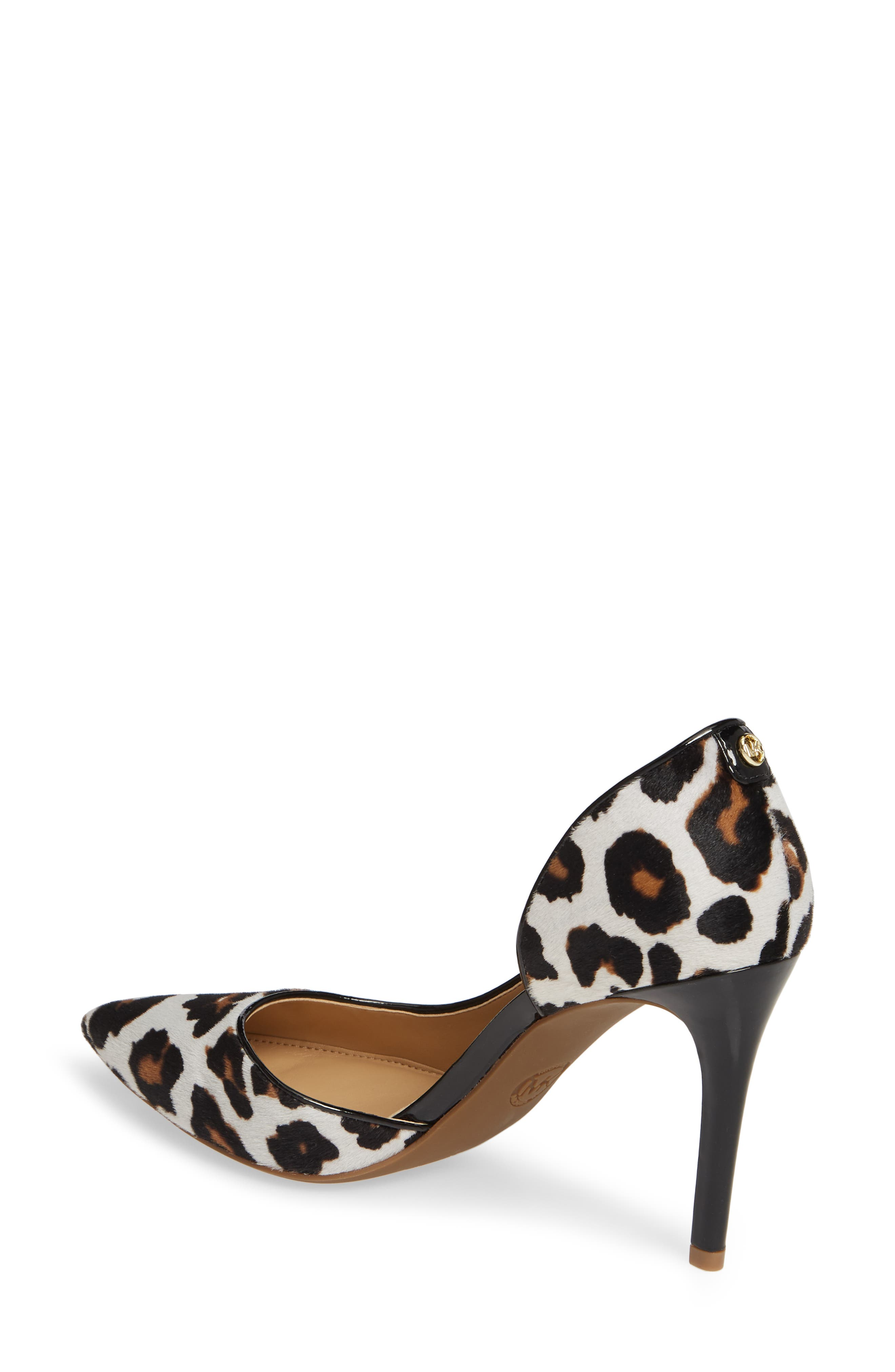 MICHAEL MICHAEL KORS, Lucile Flex Pump, Alternate thumbnail 2, color, 203