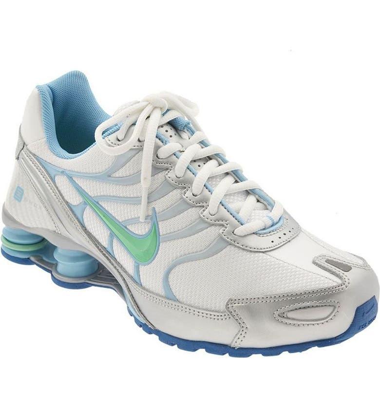promo code 43ed9 17372 Nike 'Shox Turbo VI' Running Shoe (Walker, Toddler, Little ...