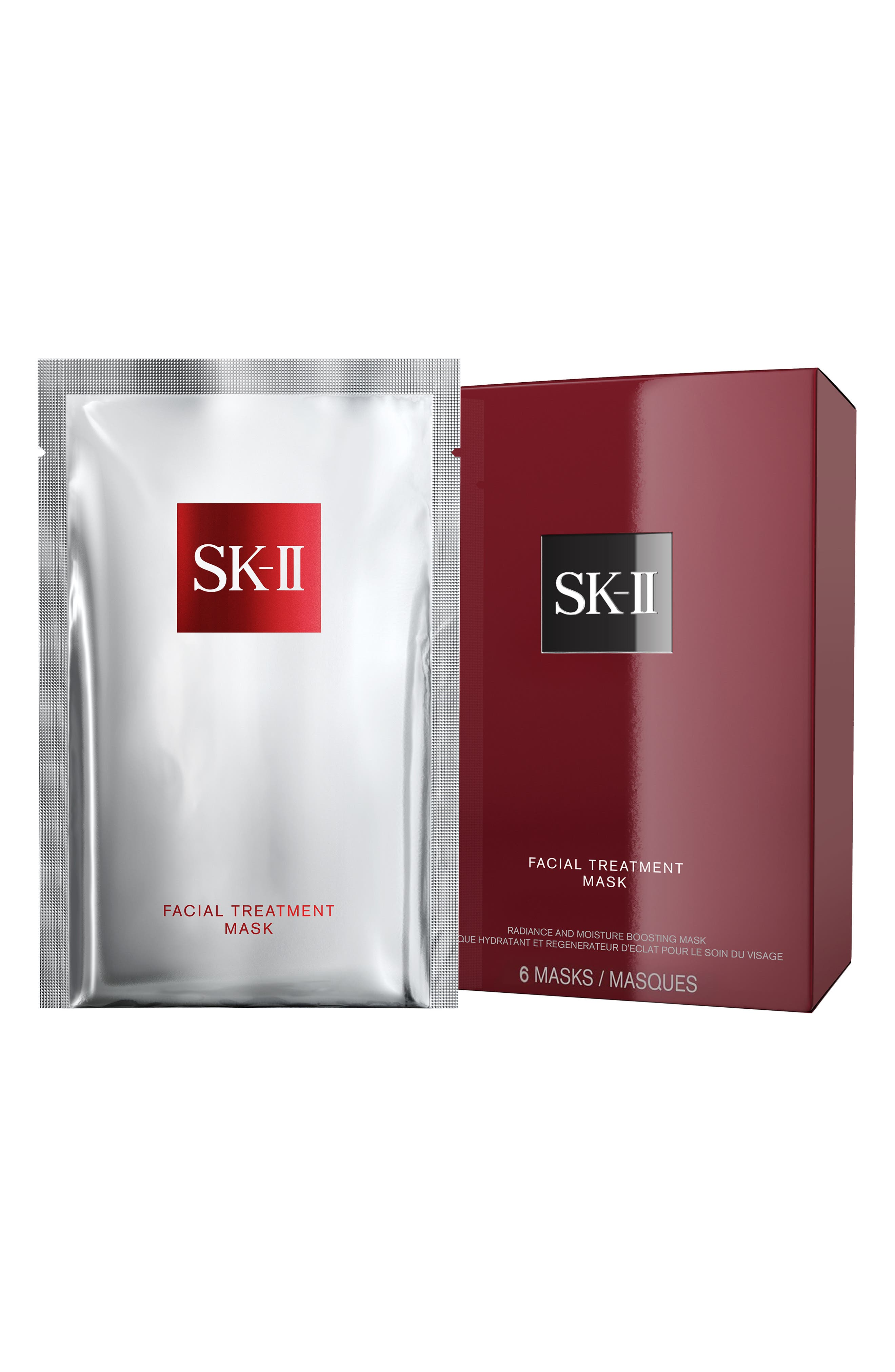 SK-II, Facial Treatment Mask, Alternate thumbnail 4, color, NO COLOR