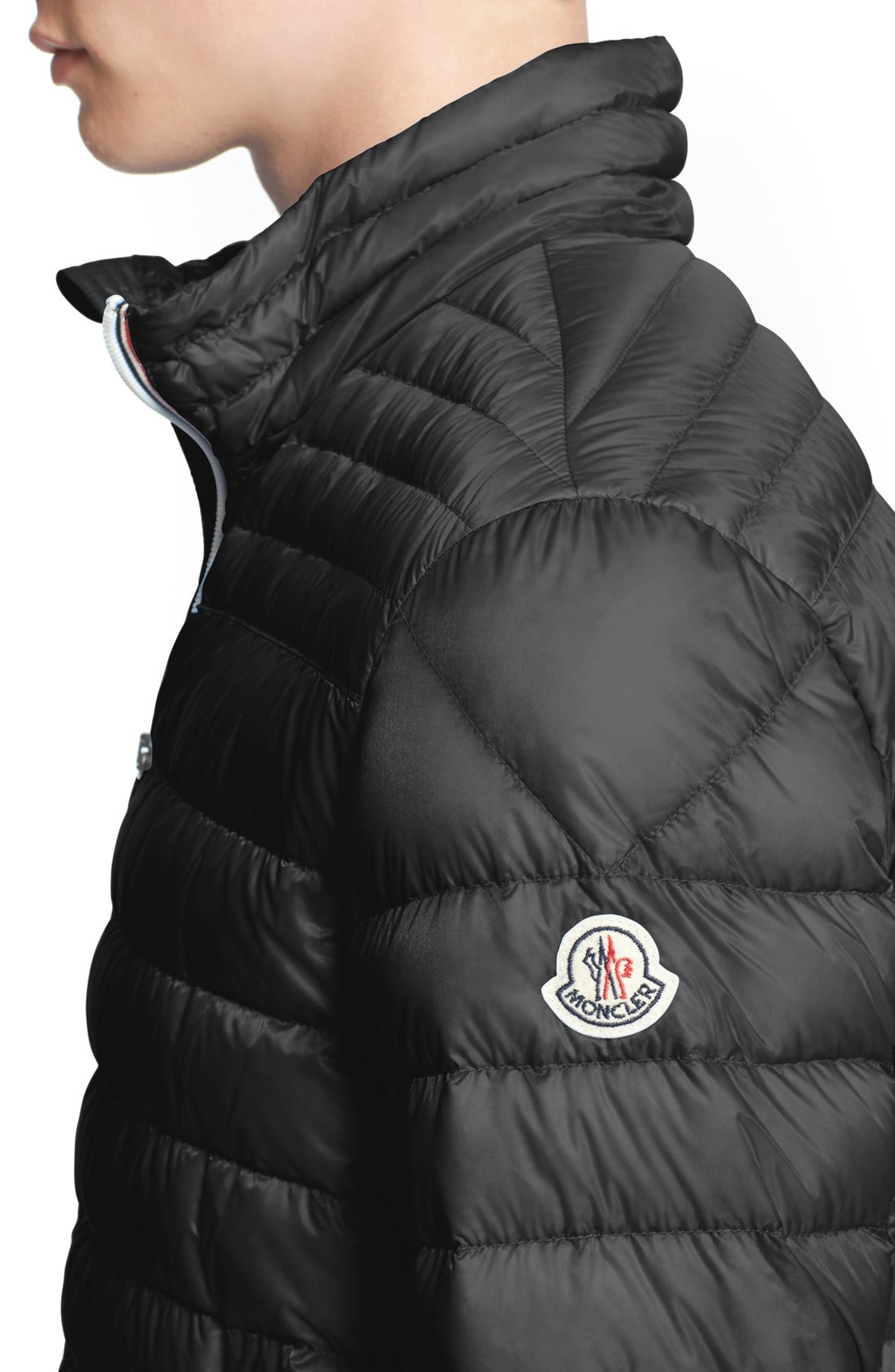 90894dd03a17 Moncler  Daniel  Channel Quilted Down Jacket