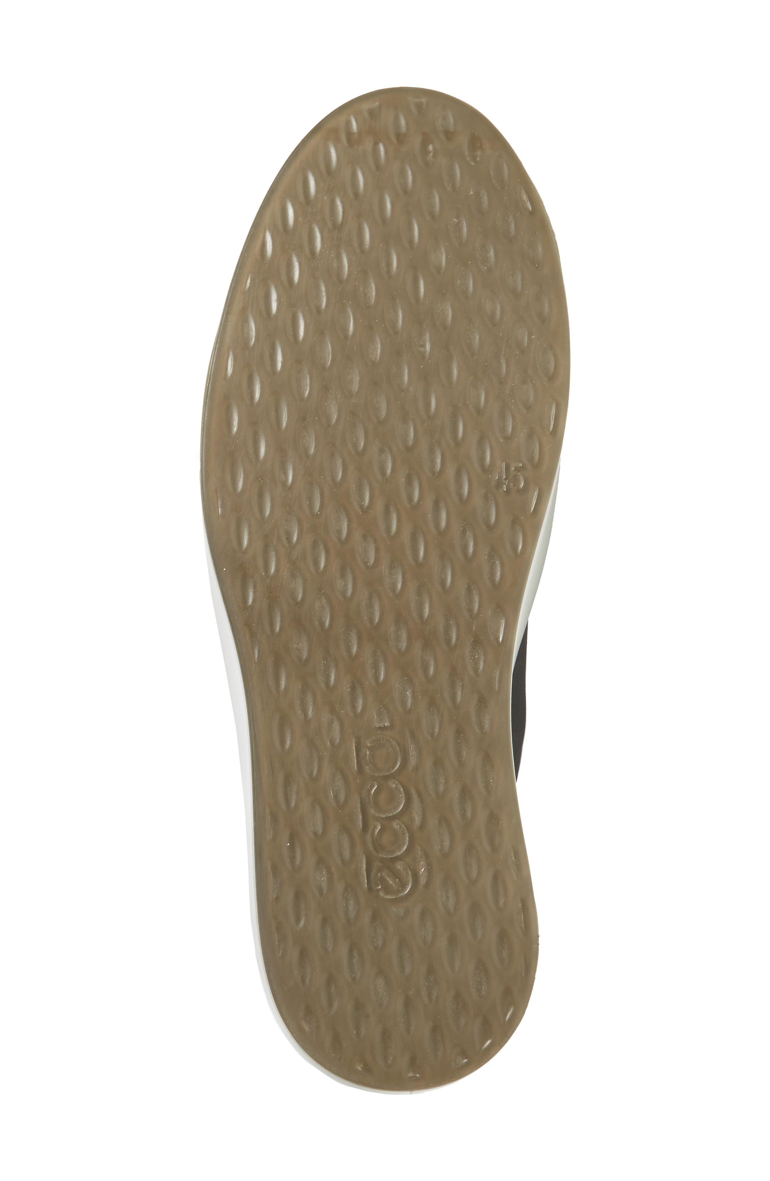 ECCO, Soft 8 Sneaker, Alternate thumbnail 6, color, 025