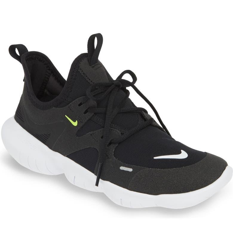 ff69aa51a34d Nike Free Run 5.0 Sneaker (Big Kid)