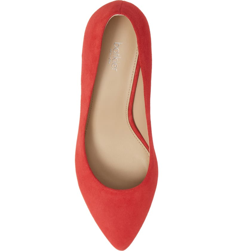 6c97fa5b38c Botkier Stella Block Heel Pumps In Red Carpet