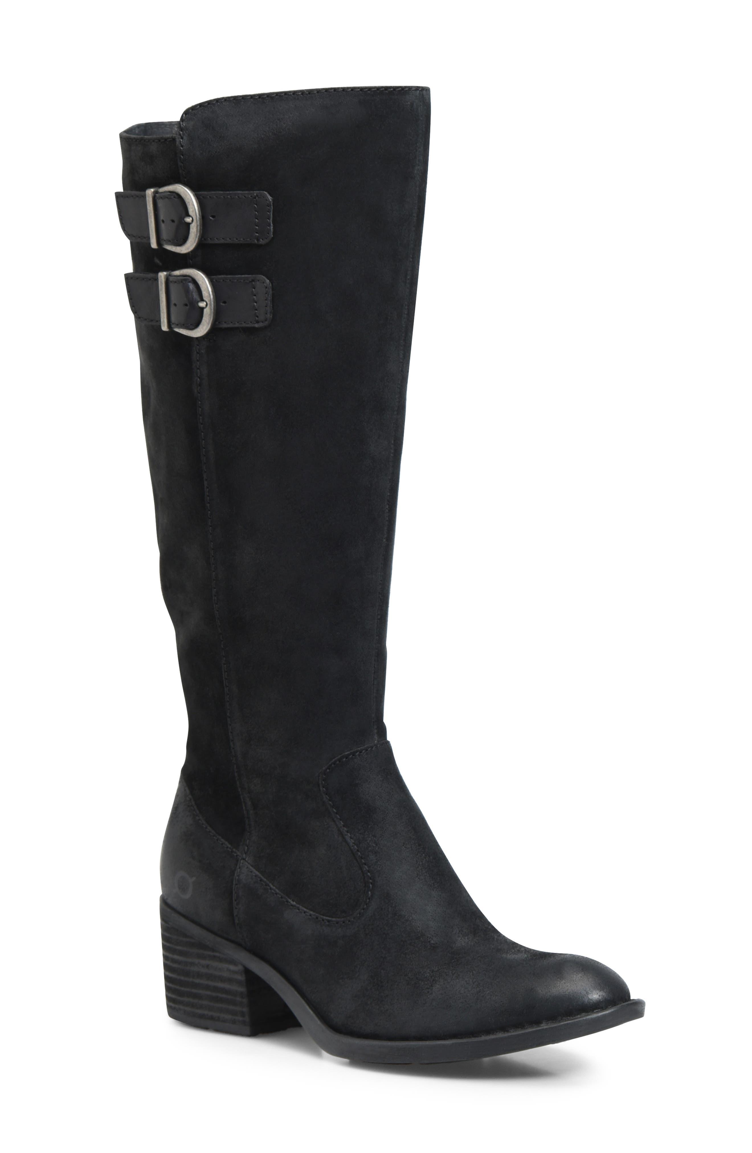 ade2f772945e B rn Basil Boot- Black