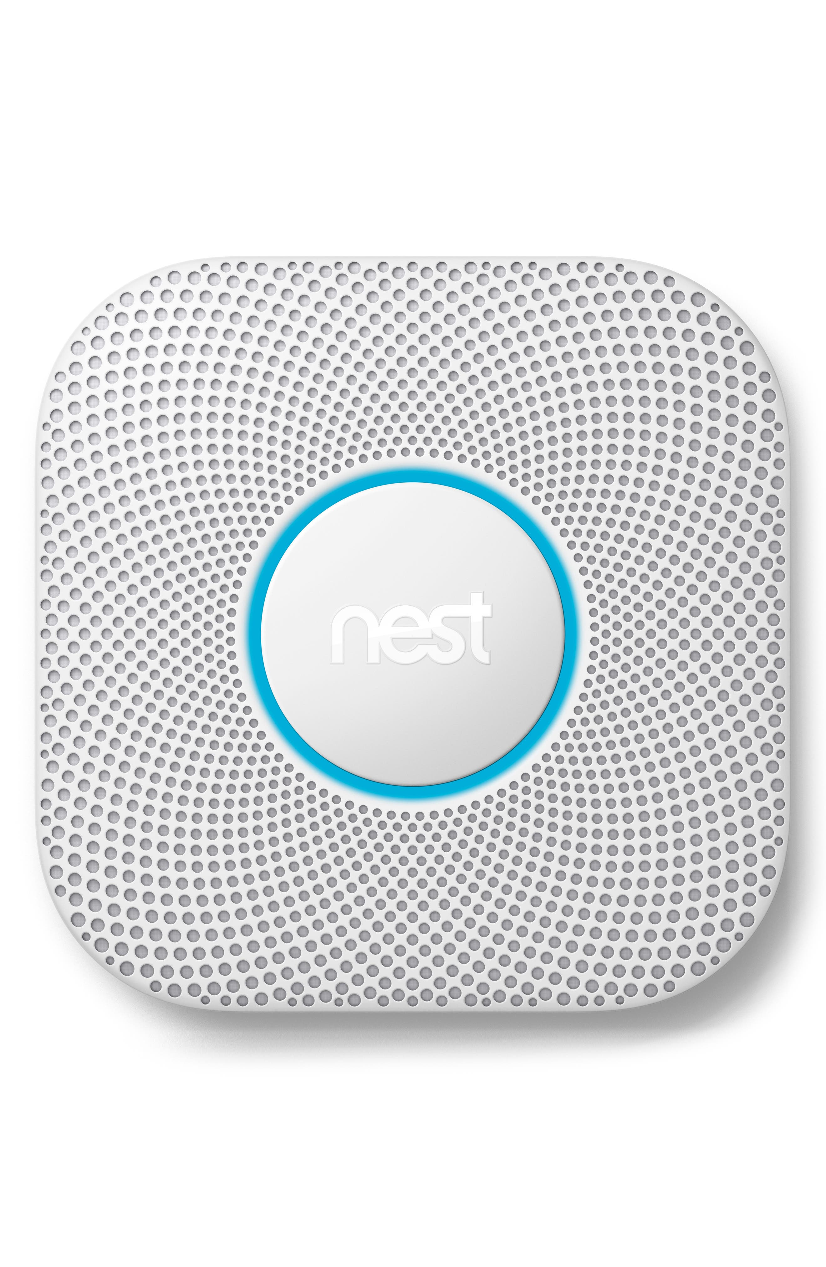 NEST, Protect Smoke & Carbon Monoxide Alarm, Main thumbnail 1, color, BATTERY OPERATED
