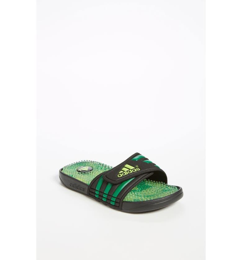 68f579a10d1d adidas  Adissage - Camo  Sandal (Toddler