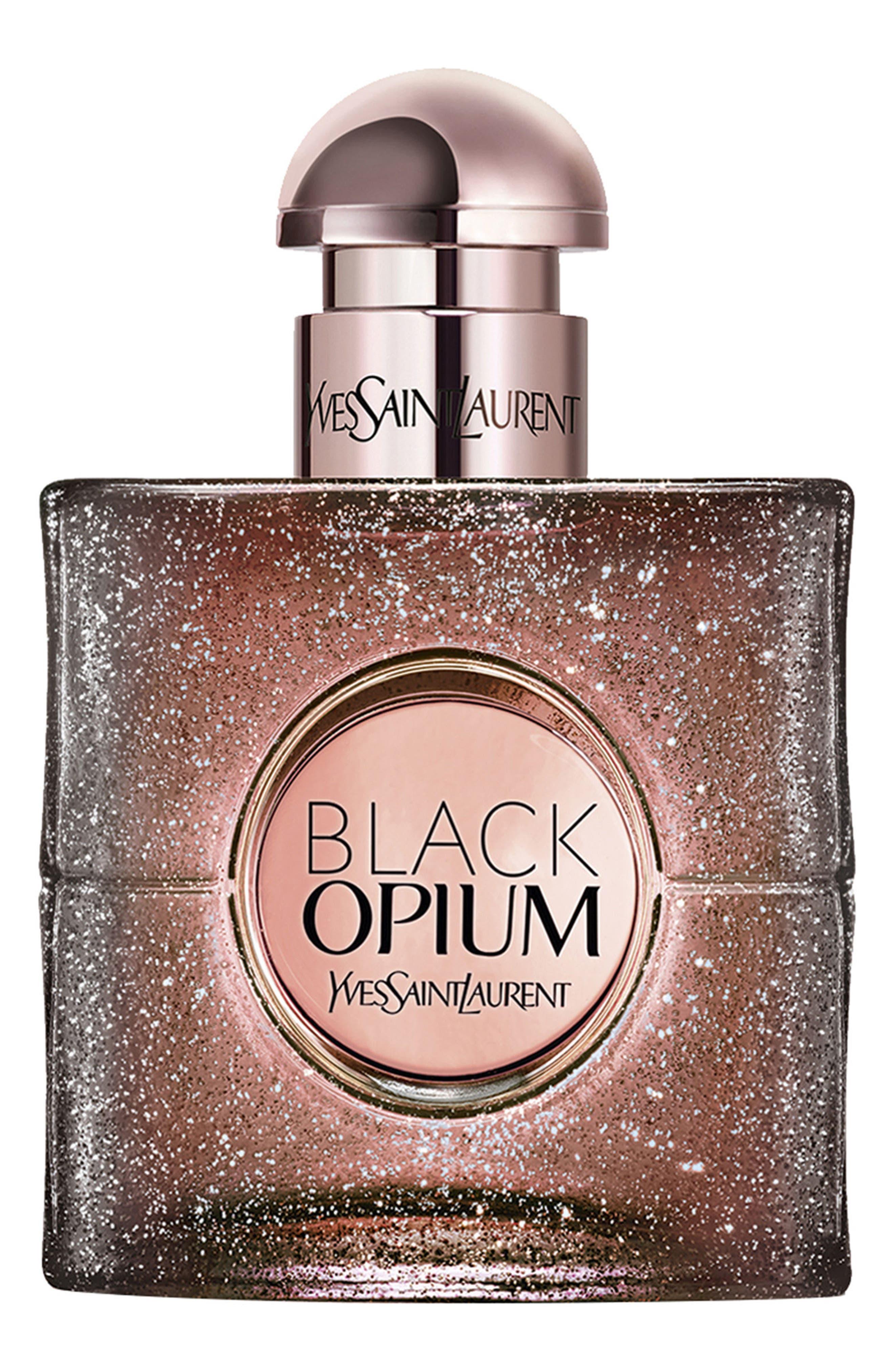 YVES SAINT LAURENT, Black Opium Hair Mist, Main thumbnail 1, color, NO COLOR