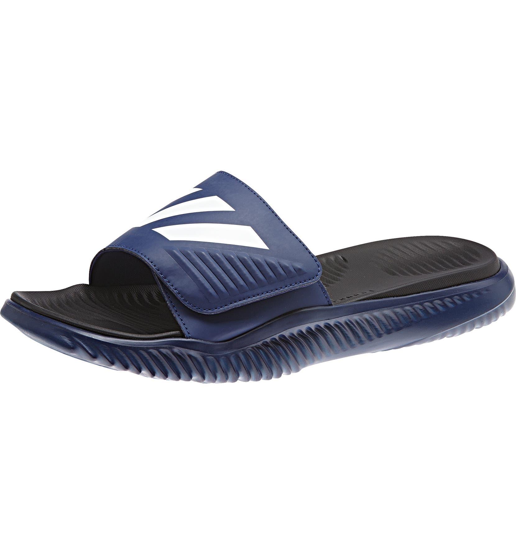 bcffe51a3d2b3 adidas AlphaBounce Slide Sandal (Men)
