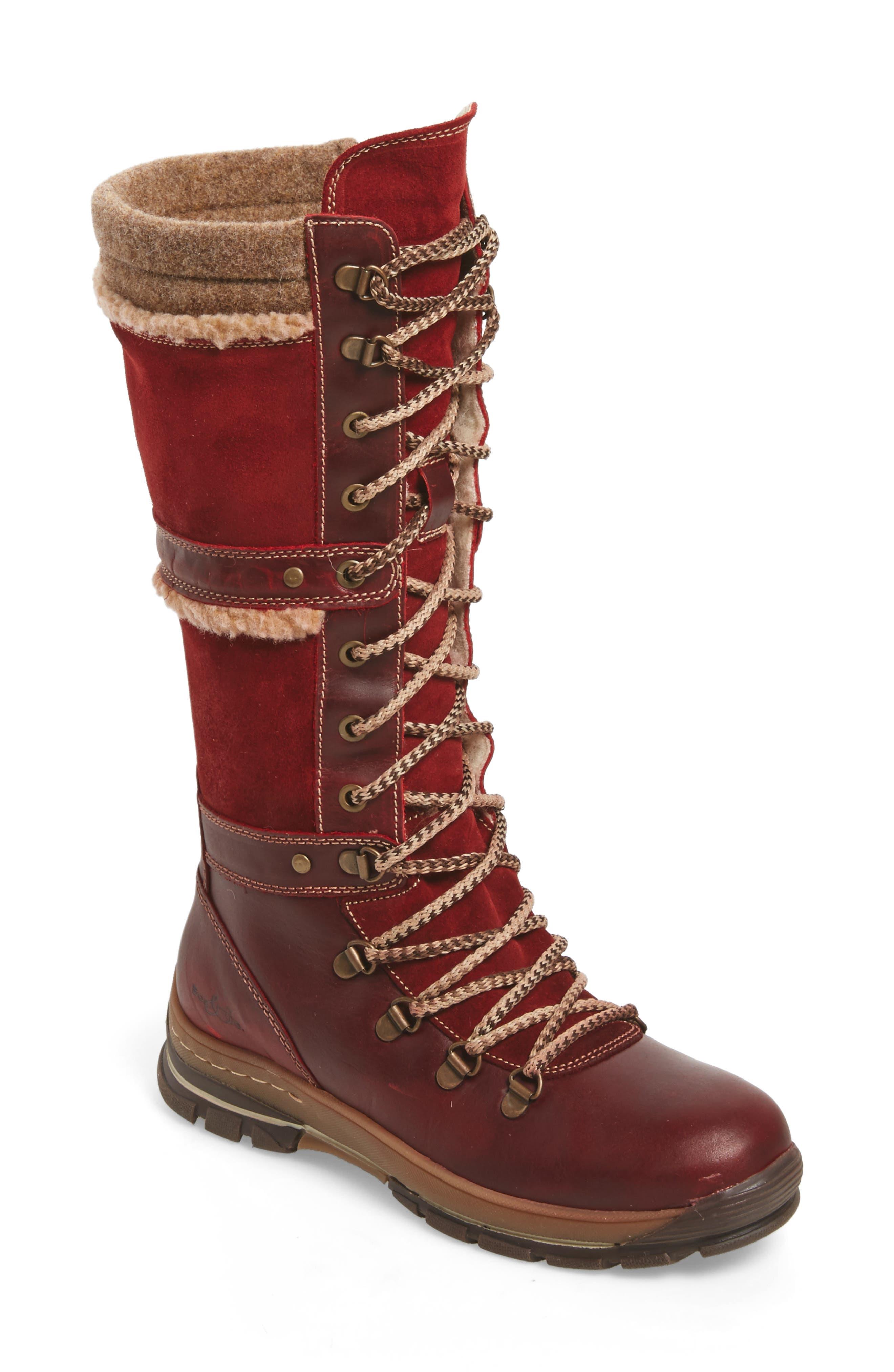 Bos. & Co. Gabriella Waterproof Boot