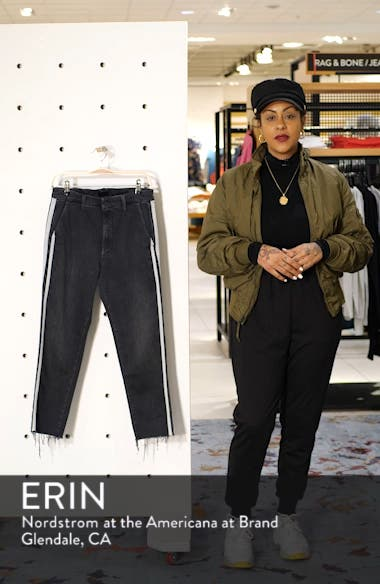 The Shaker Prep High Waist Crop Slim Jeans, sales video thumbnail
