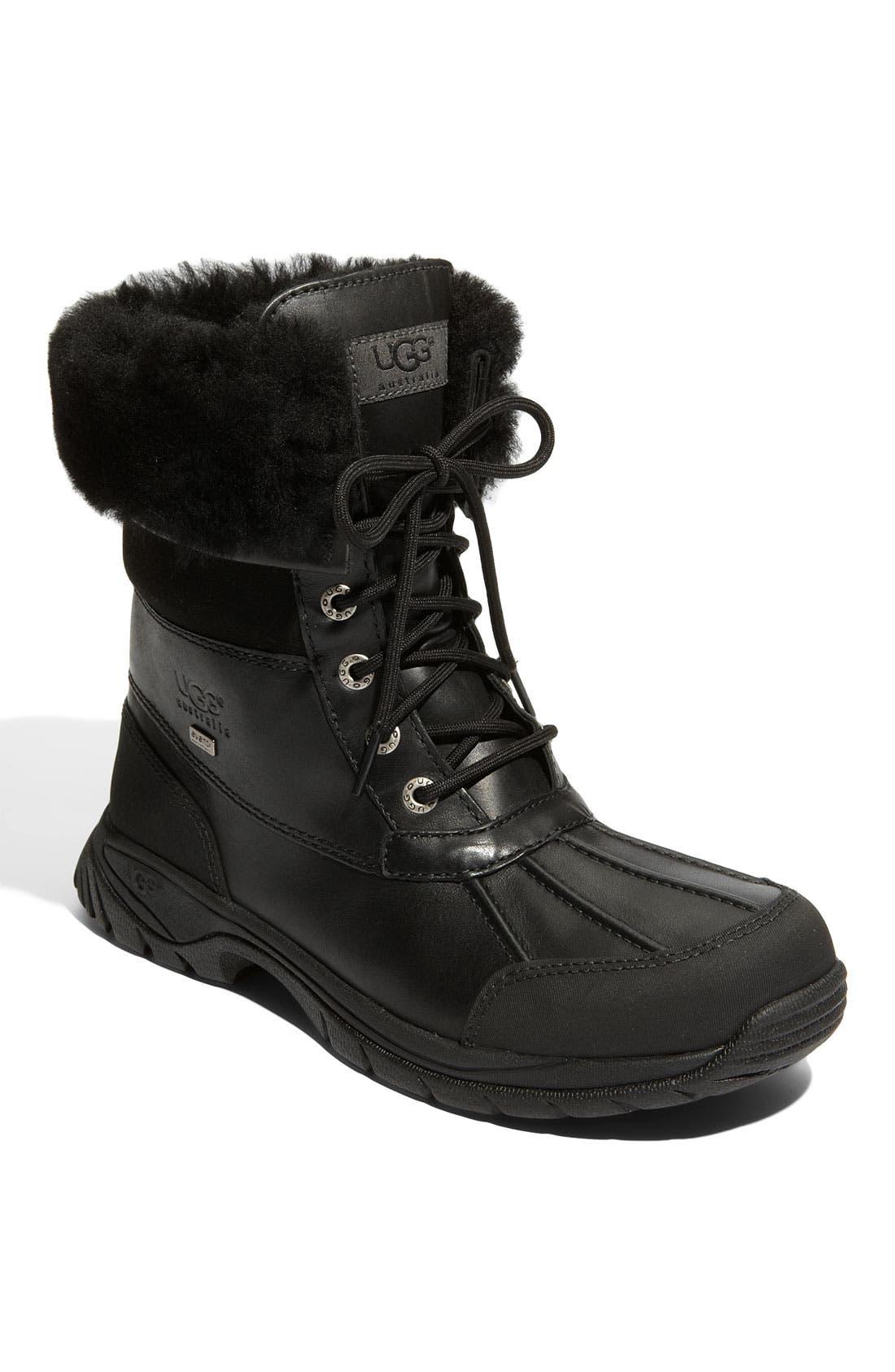 Ugg Butte Waterproof Boot, Black