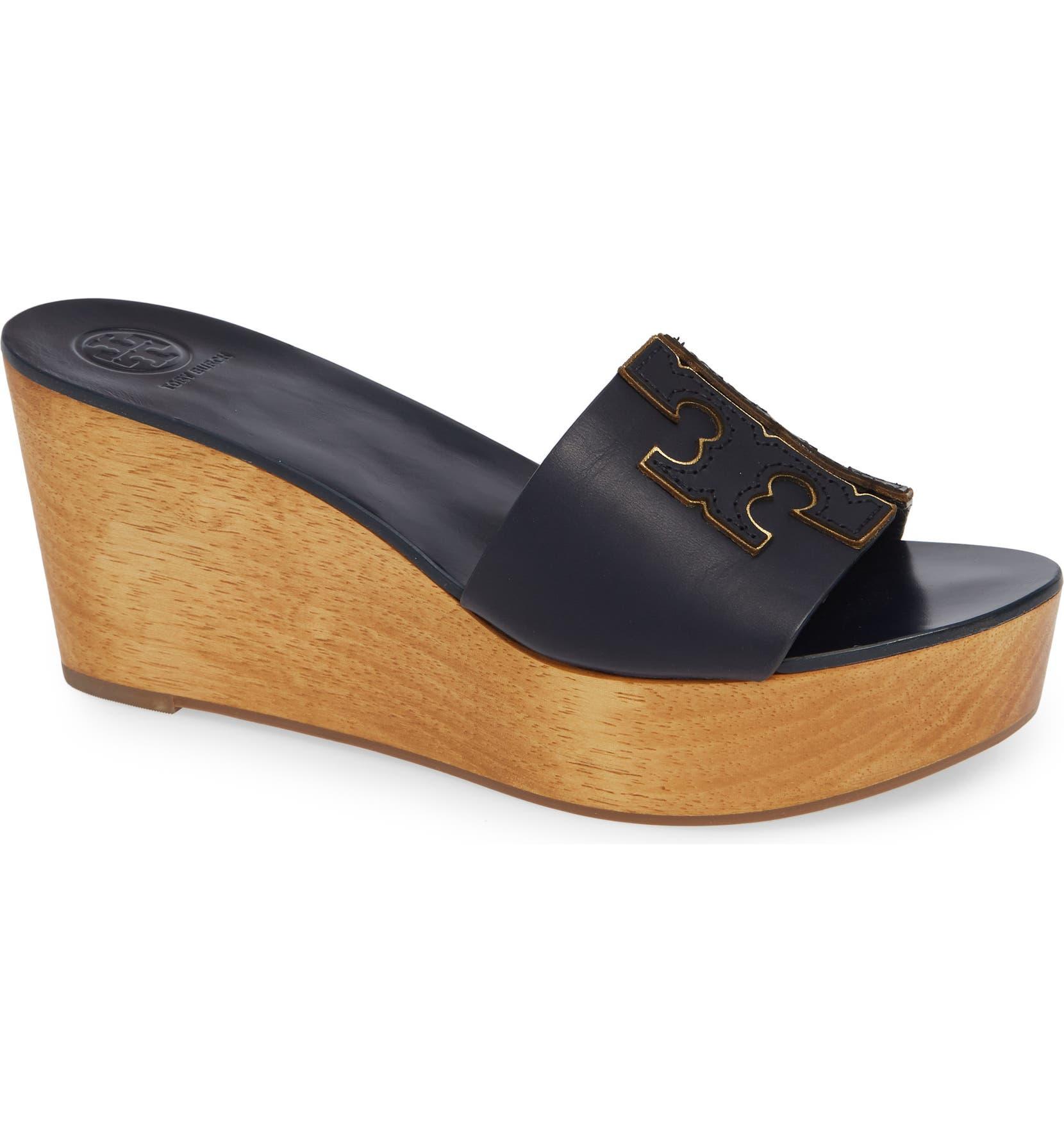 1d3fca149 Tory Burch Ines Wedge Slide Sandal (Women)