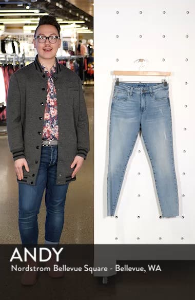 High Waist Skinny Jeans, sales video thumbnail