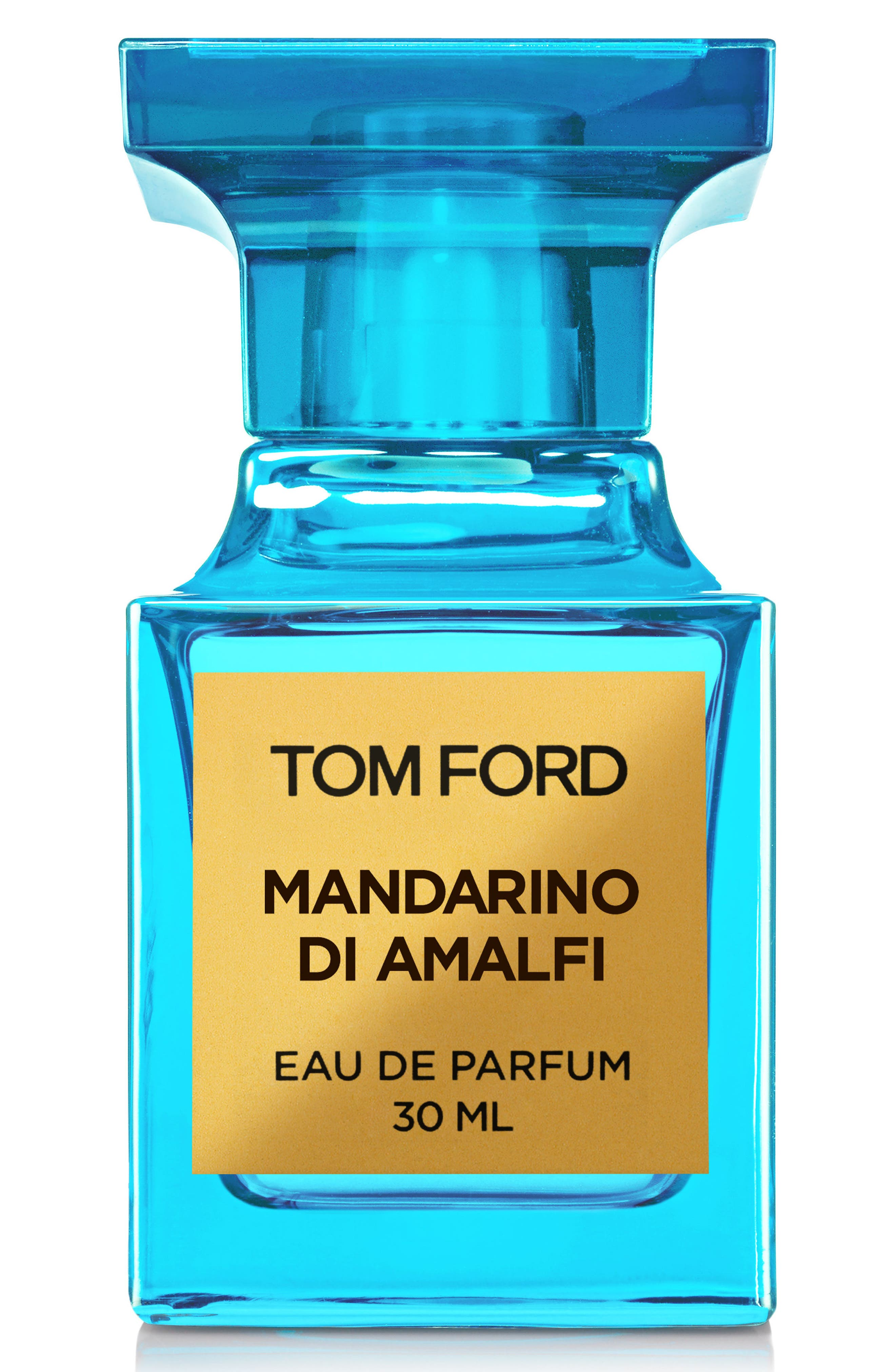TOM FORD, Private Blend Mandarino di Amalfi Eau de Parfum, Alternate thumbnail 3, color, NO COLOR