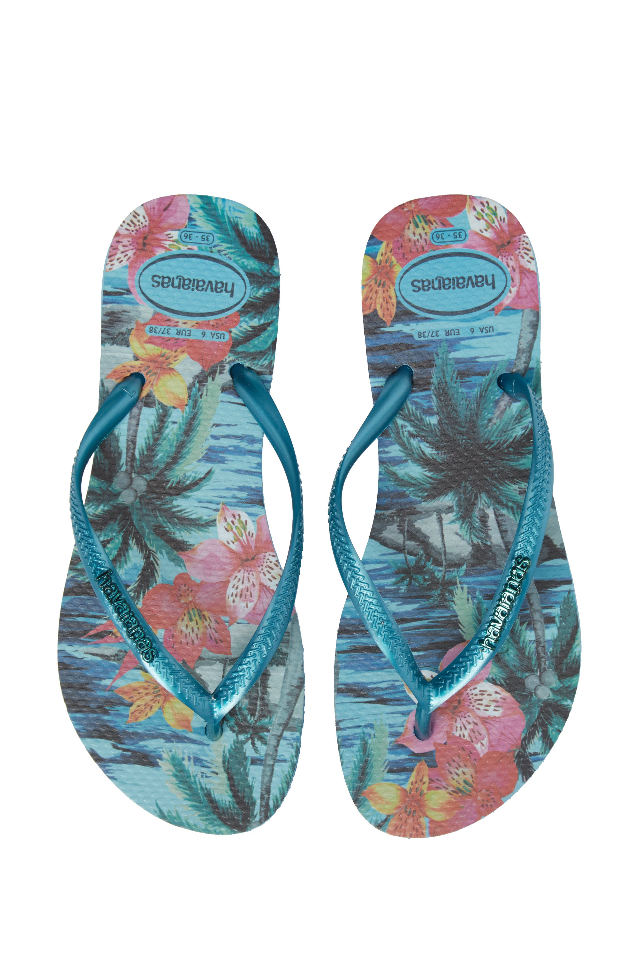 03fb9901d Havaianas  Slim Tropical  Flip Flop