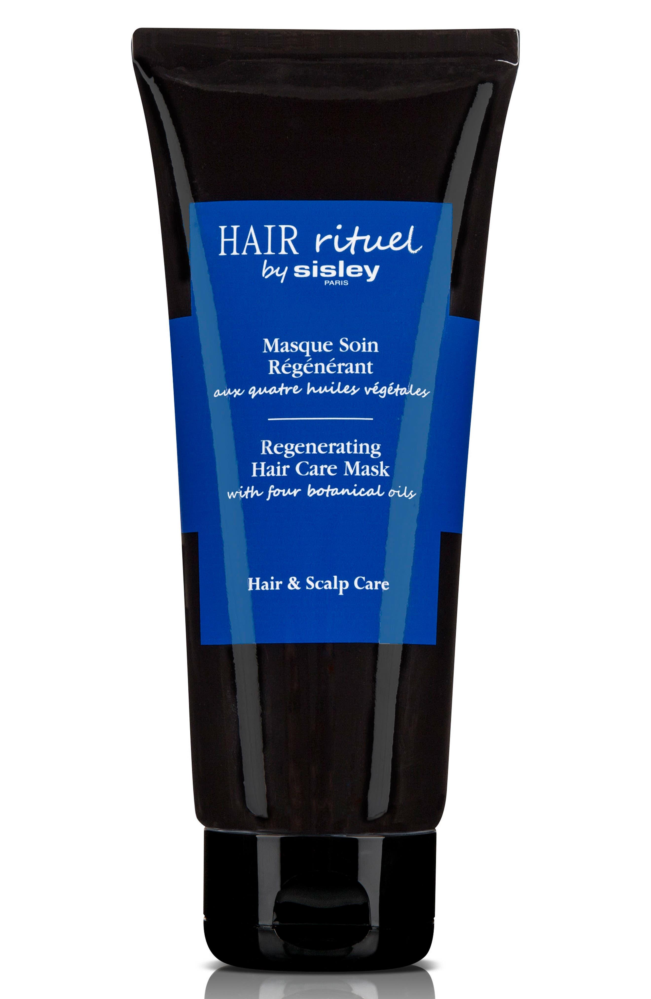 SISLEY PARIS, Regenerating Hair Care Mask, Main thumbnail 1, color, NO COLOR