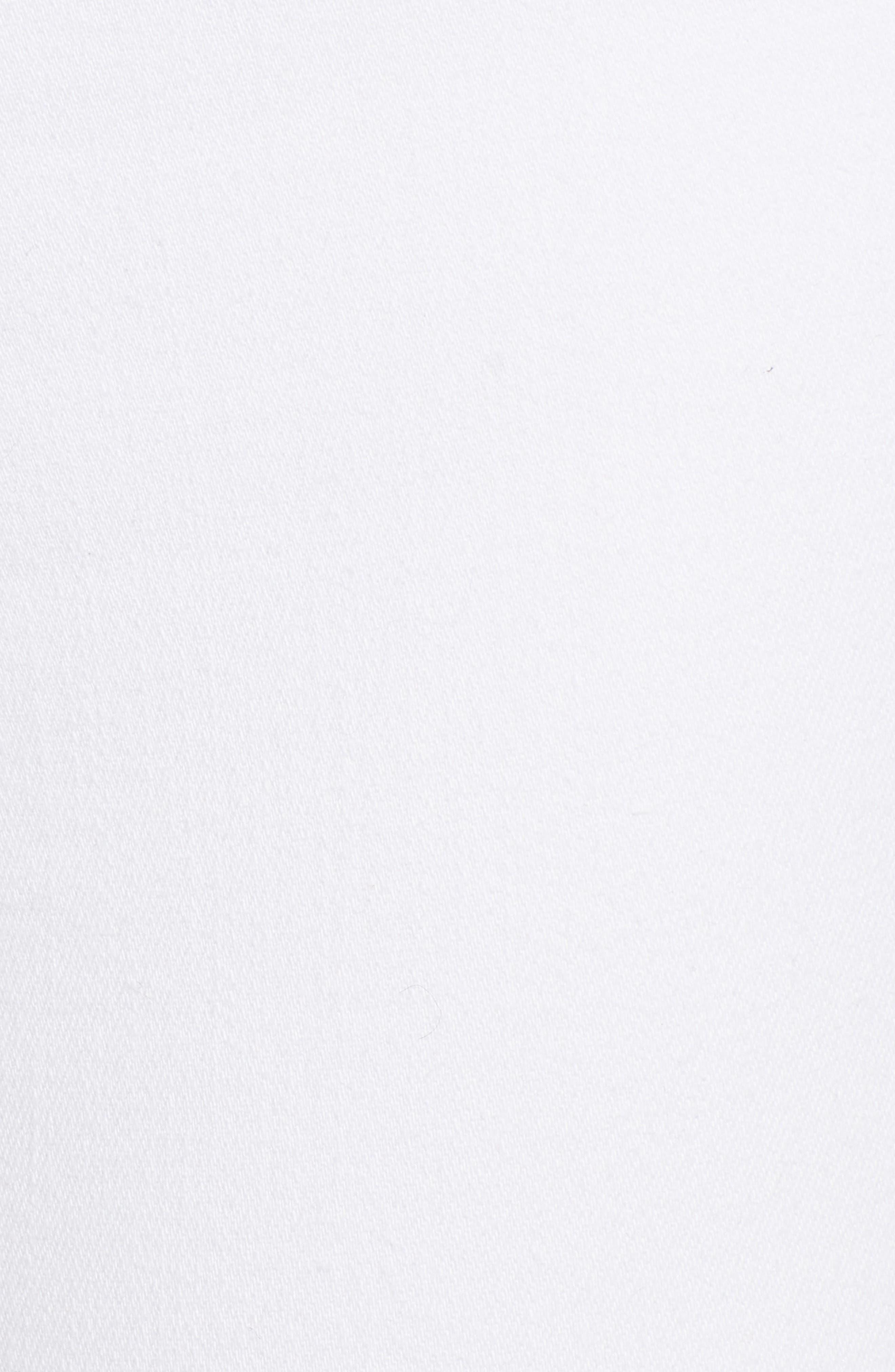 BLANKNYC, Skinny Jeans, Alternate thumbnail 6, color, GREAT WHITE