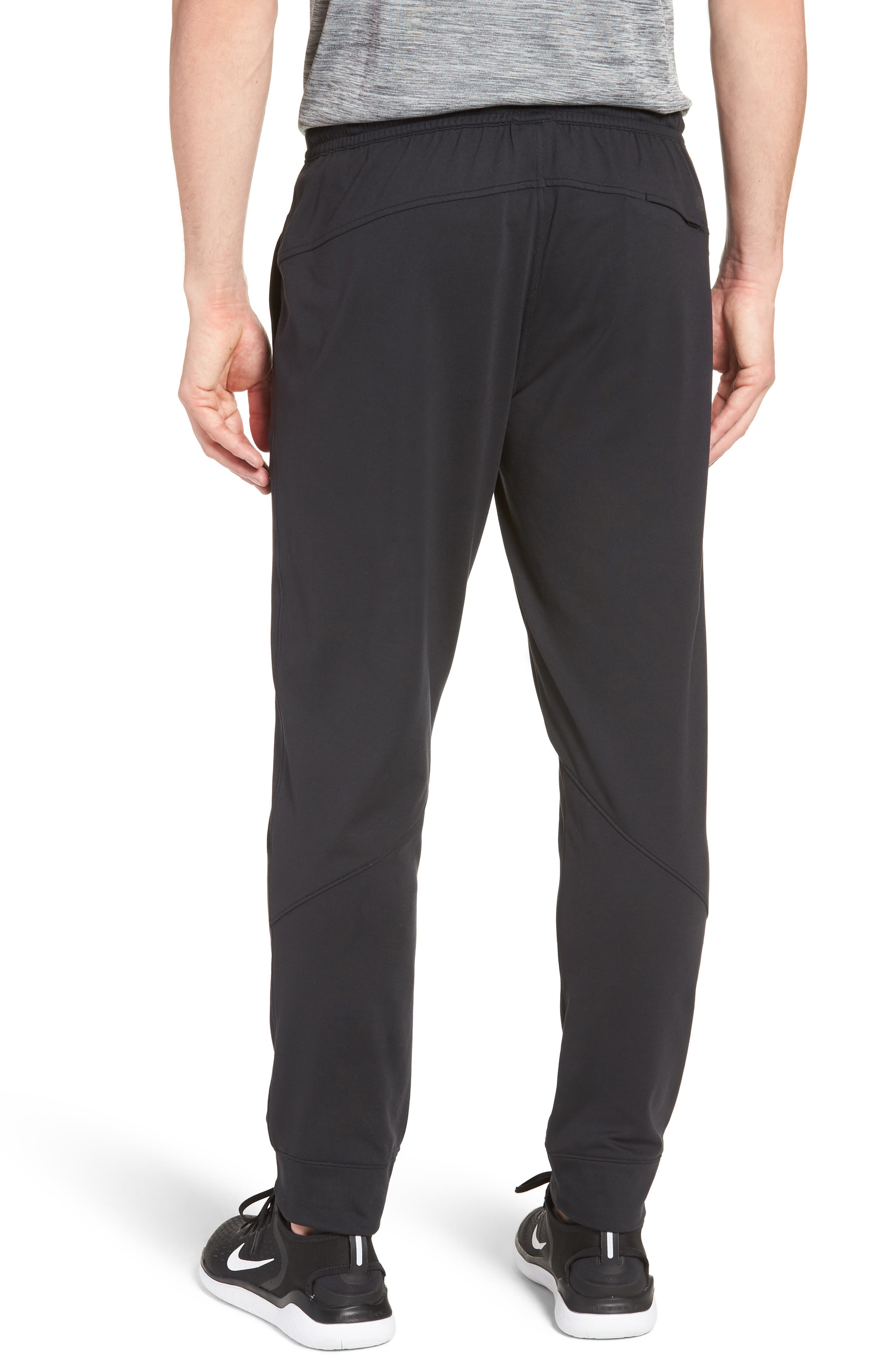ZELLA, Pyrite Technical Jogger Pants, Alternate thumbnail 2, color, BLACK