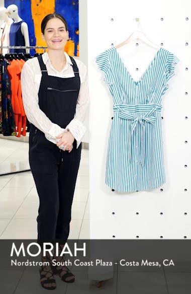 Peppermint Stripe Dress, sales video thumbnail