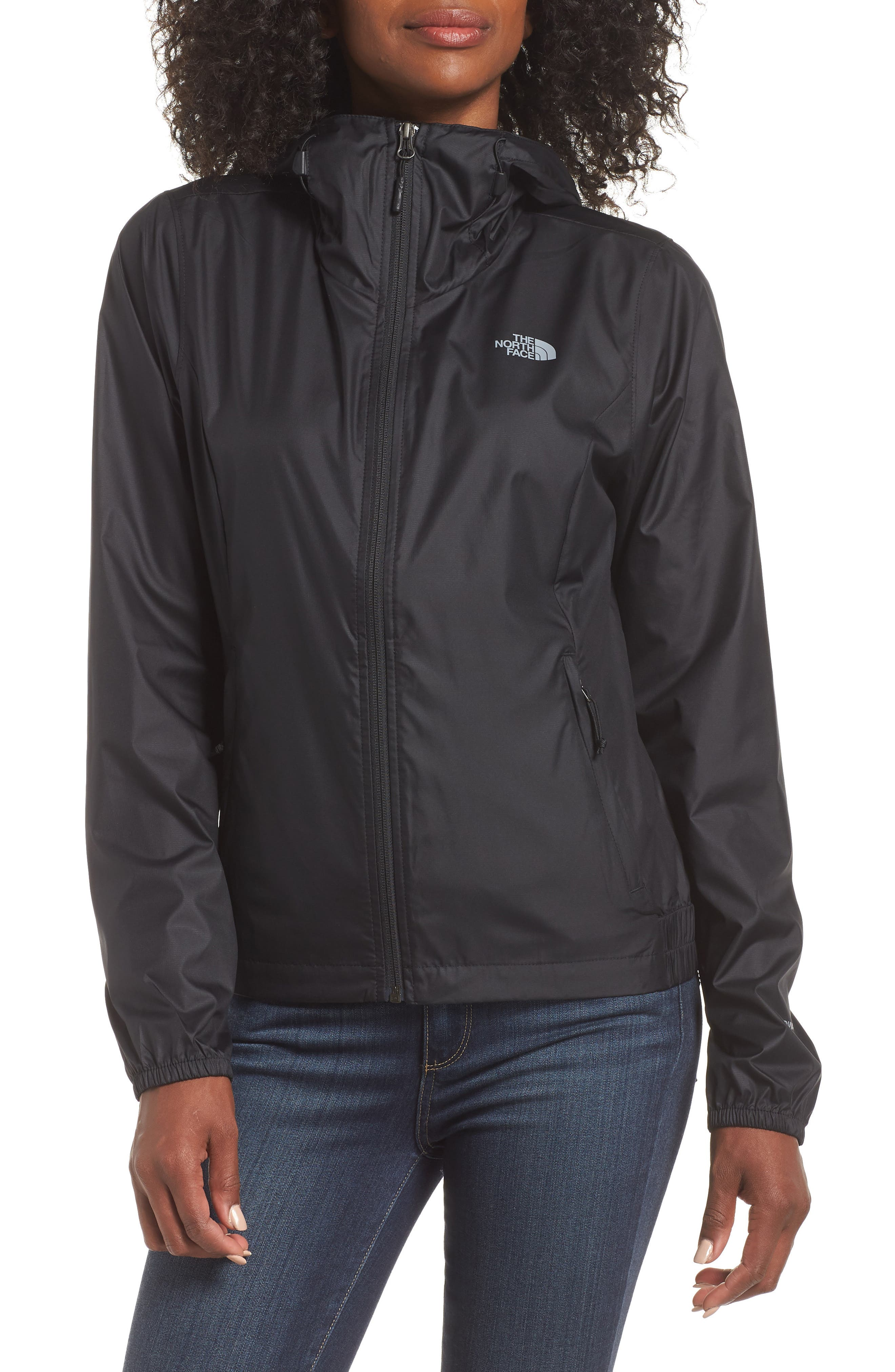 THE NORTH FACE, Cyclone 3.0 WindWall<sup>®</sup> Jacket, Alternate thumbnail 5, color, 001