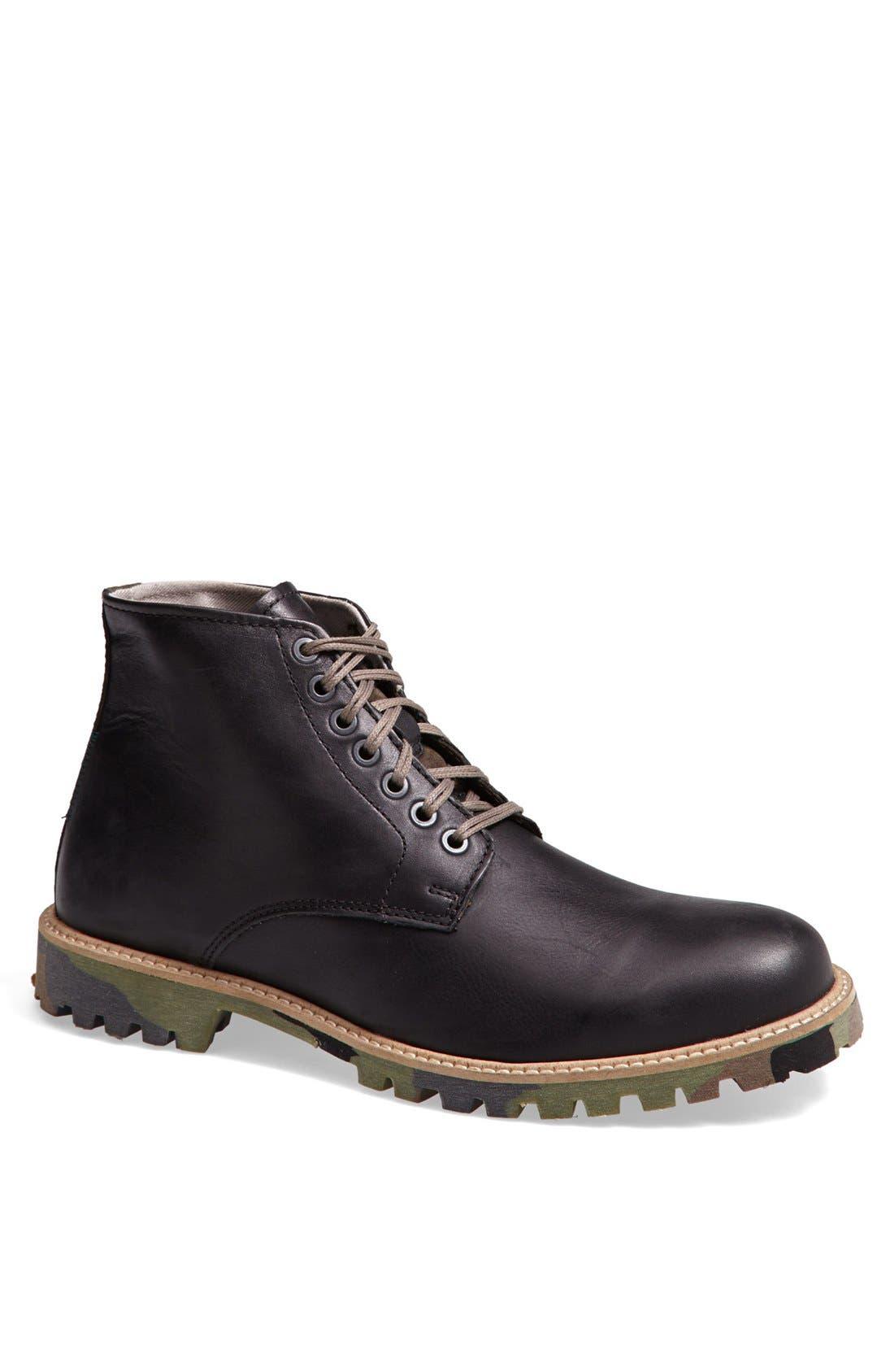 ALDO, 'Cetuur' Plain Toe Boot, Main thumbnail 1, color, 002