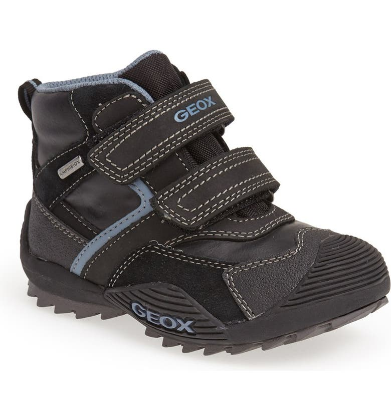91d1e30e91 Geox  Jr Savage - ABX  Boot (Toddler