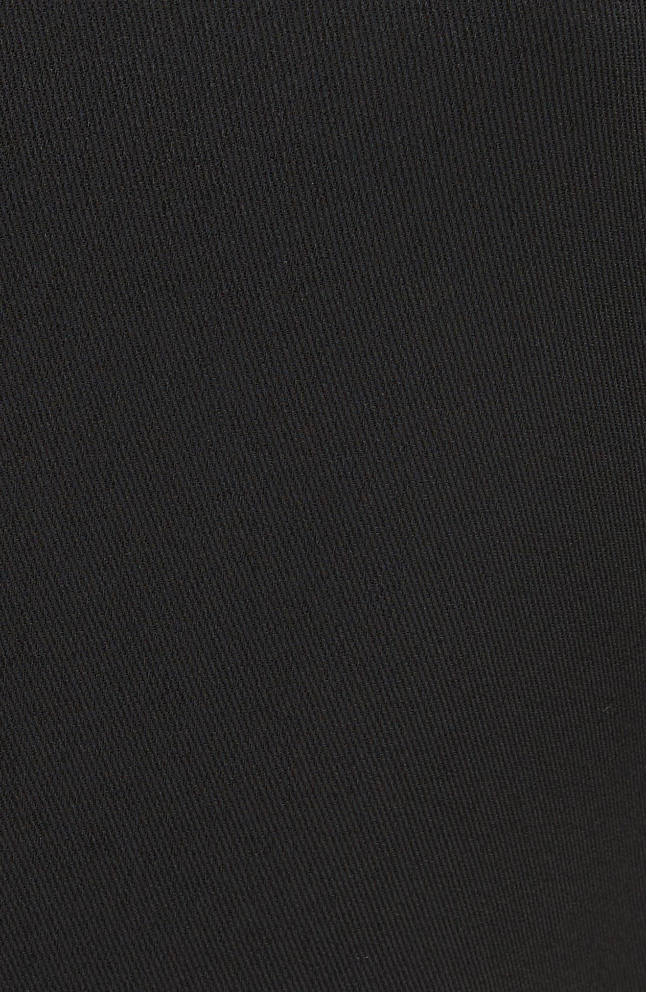 ZERO + MARIA CORNEJO, Wide Leg Jumpsuit, Alternate thumbnail 5, color, 001