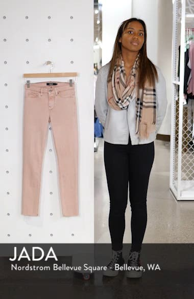 Tally Ankle Skinny Jeans, sales video thumbnail