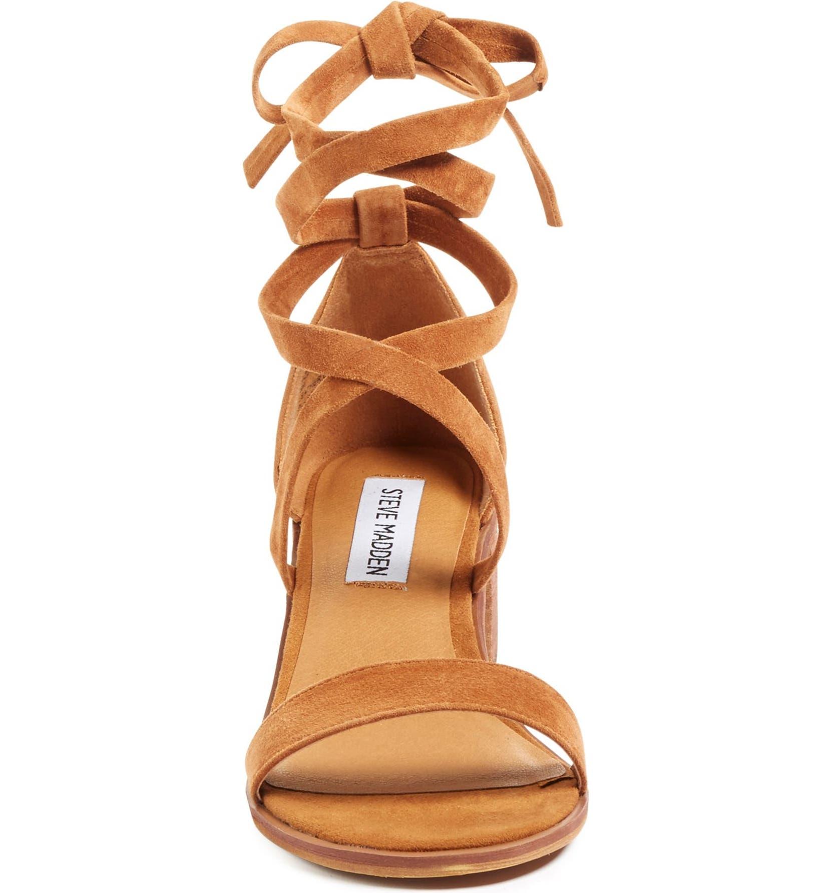 0a6fe204906c Steve Madden  Rizzaa  Ankle Strap Sandal (Women)