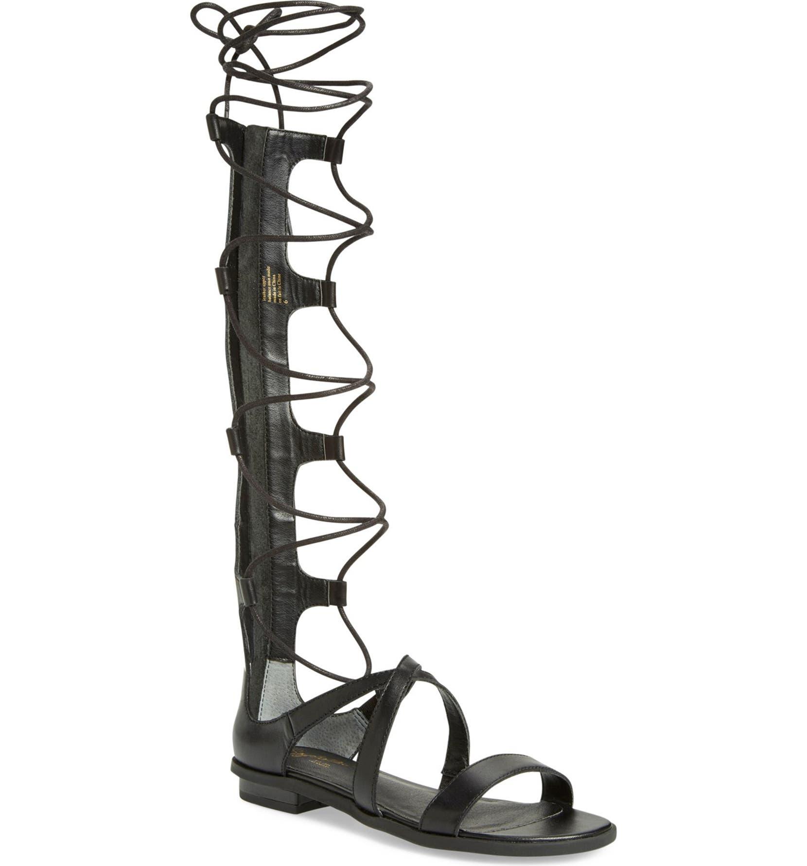 ea0f181415b Seychelles  Enterprise  Tall Gladiator Sandal (Women)