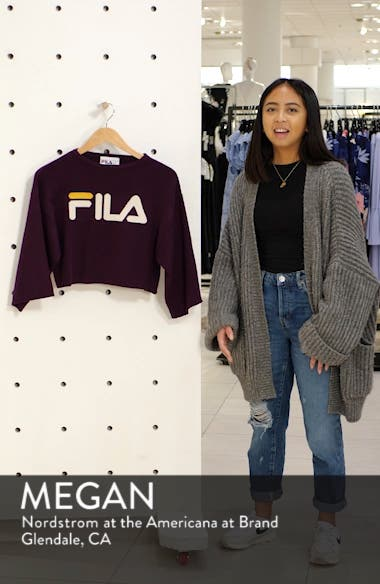Palmira Crop Sweater, sales video thumbnail