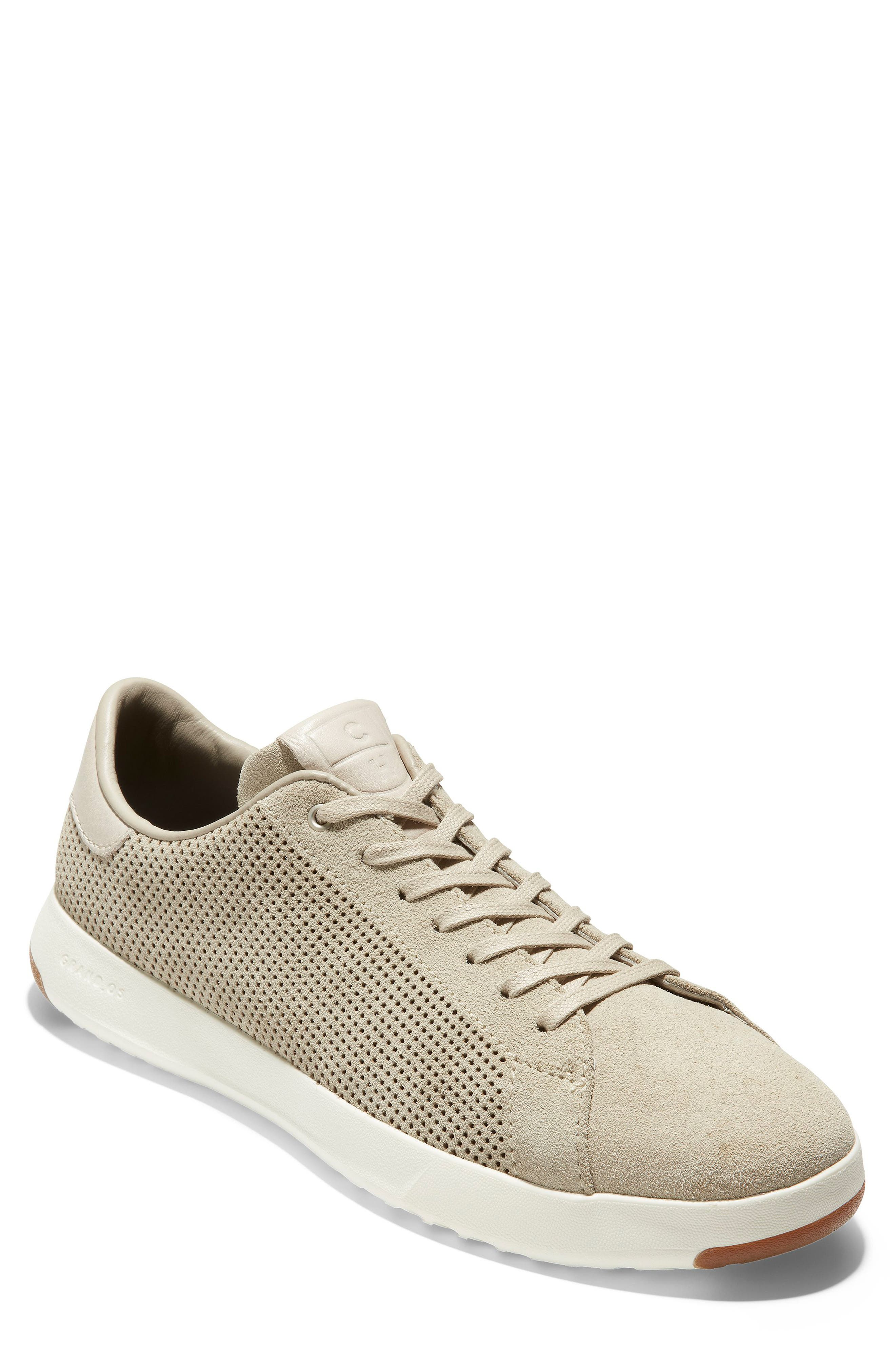 Cole Haan Grandpro Tennis Sneaker- Beige