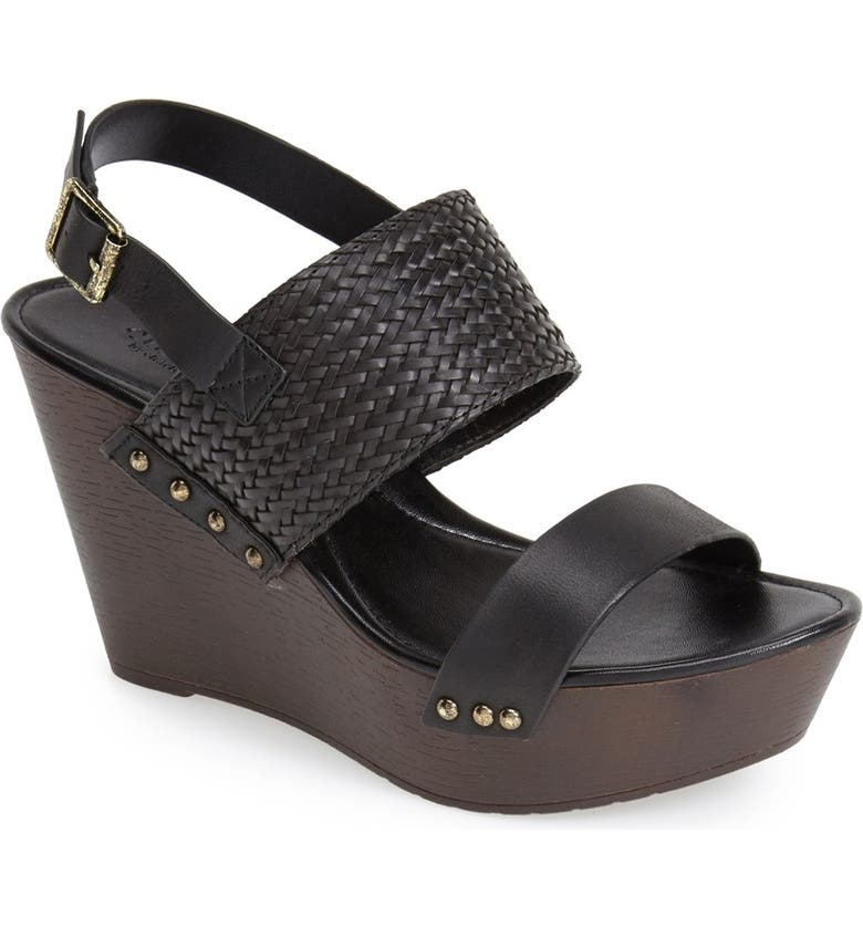 1591d00c535 Charles by Charles David  Isola  Leather Wedge Sandal (Women ...
