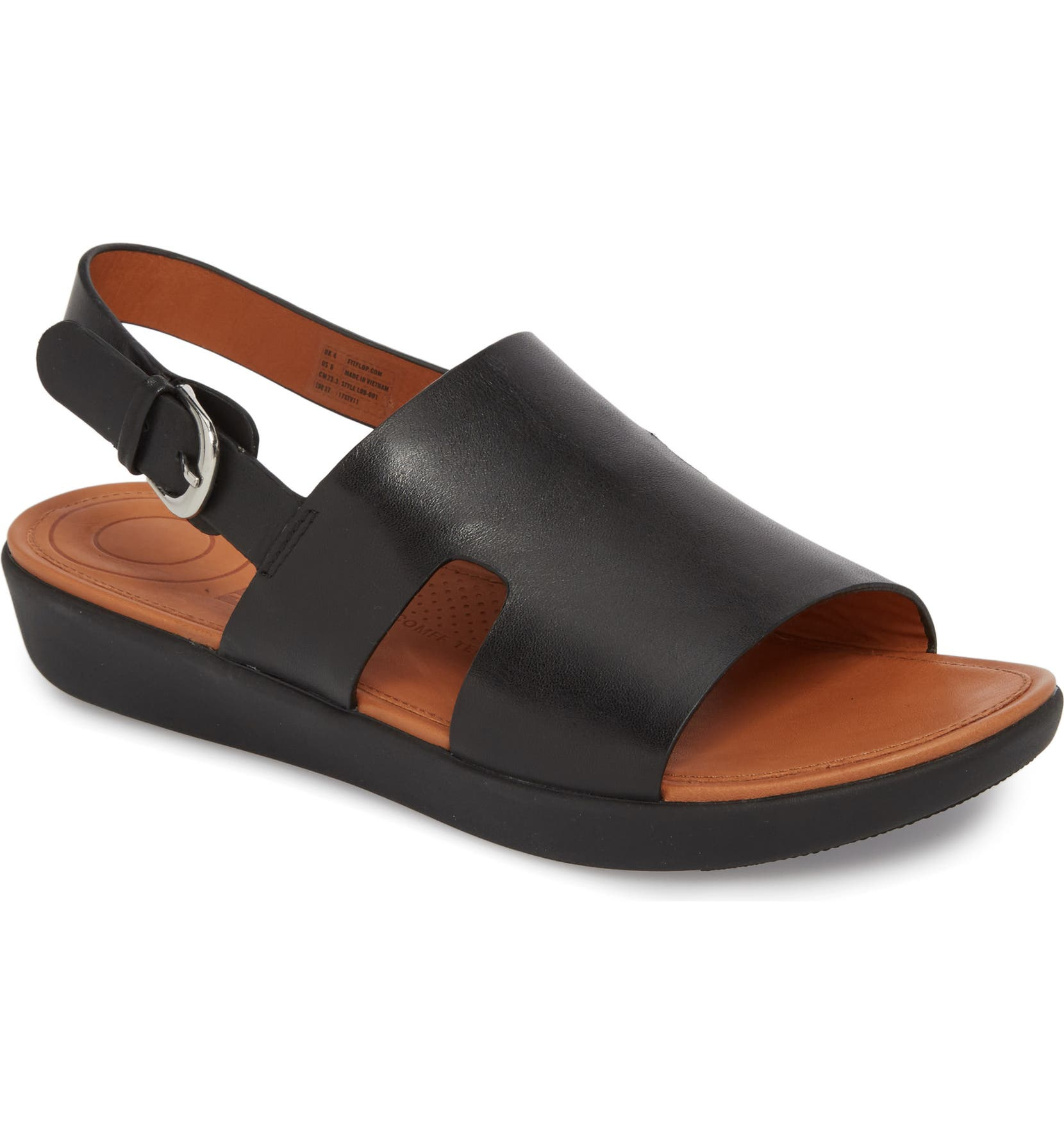 9145cb990fc FitFlop H-Bar Slingback Sandal (Women)