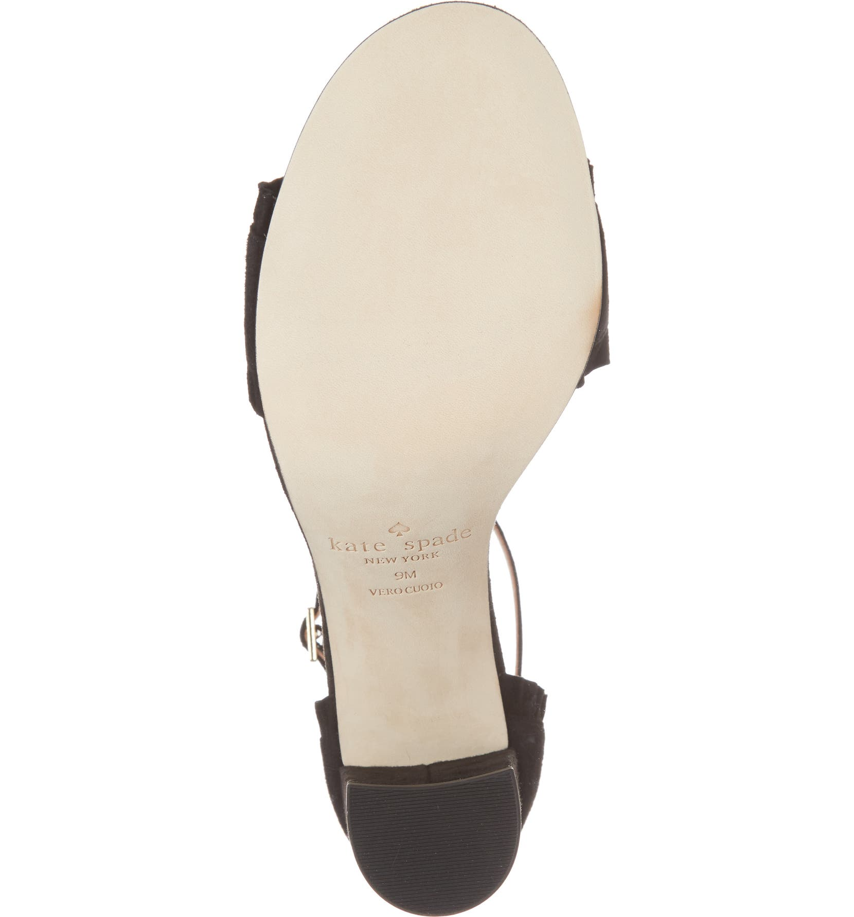 ac5e57e5d709 kate spade new york odele ruffle sandal (Women)