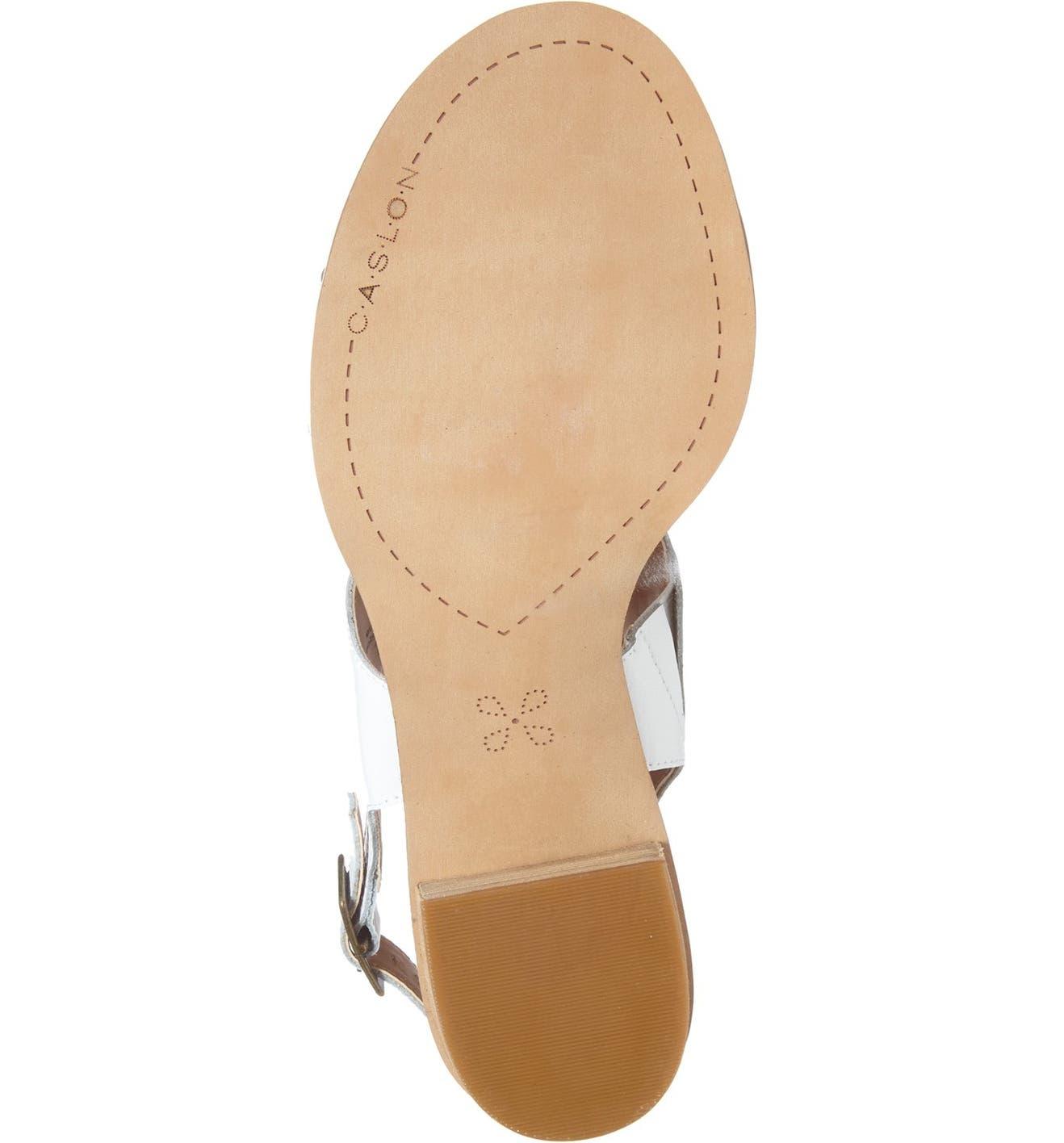 87aa0633f82 Caslon®  Carden  Block Heel Slingback Sandal (Women)