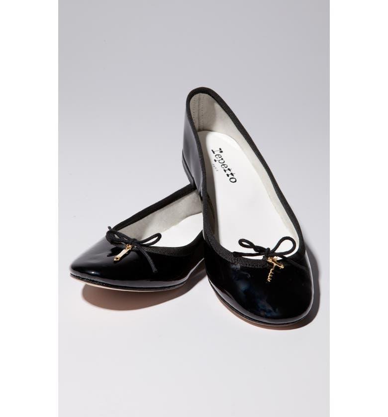 ce1a62162c9 Repetto  Cendrillon  Patent Leather Ballet Flat