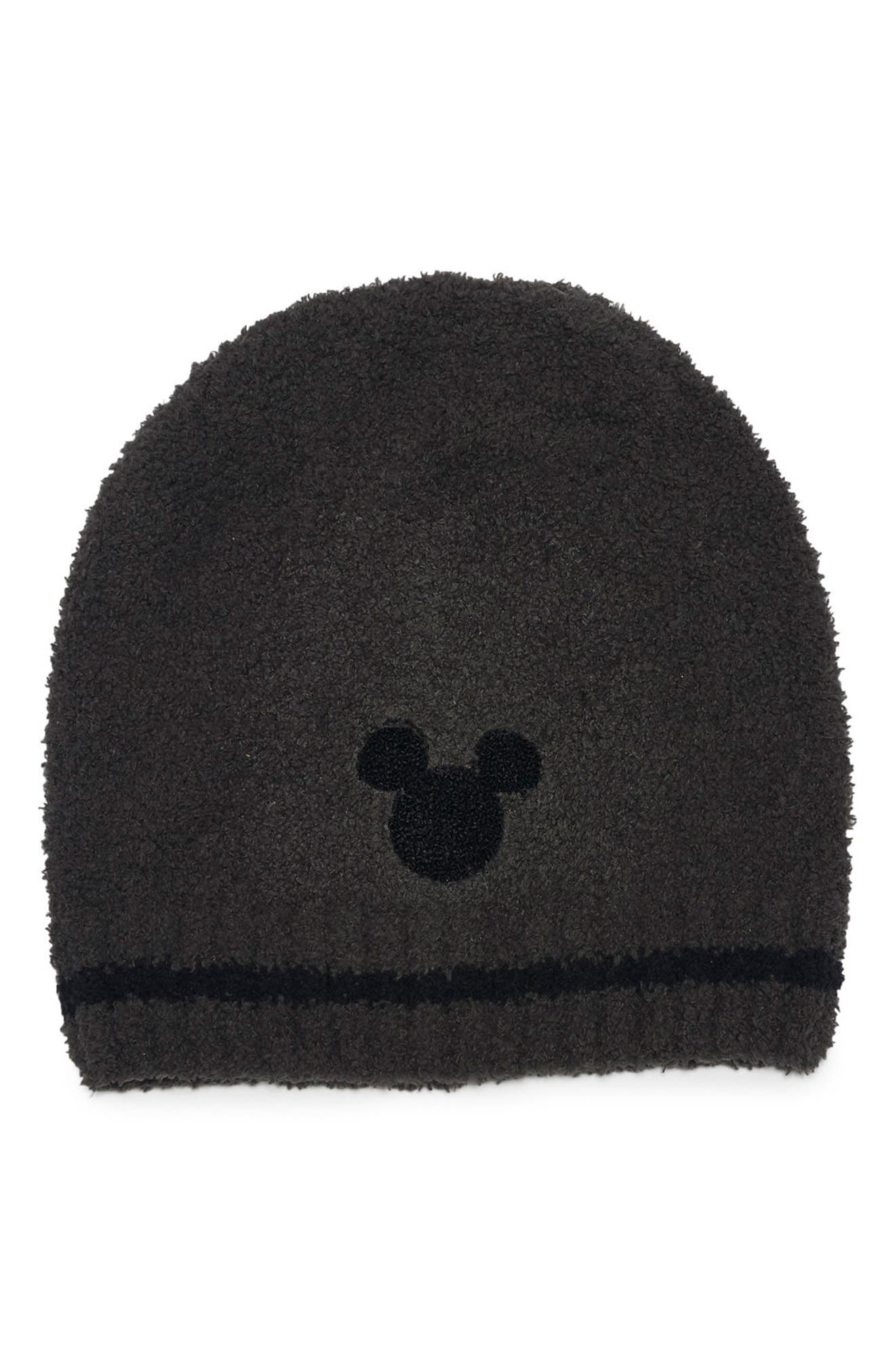 BAREFOOT DREAMS<SUP>®</SUP>, Mickey Mouse<sup>®</sup> Beanie, Main thumbnail 1, color, 024