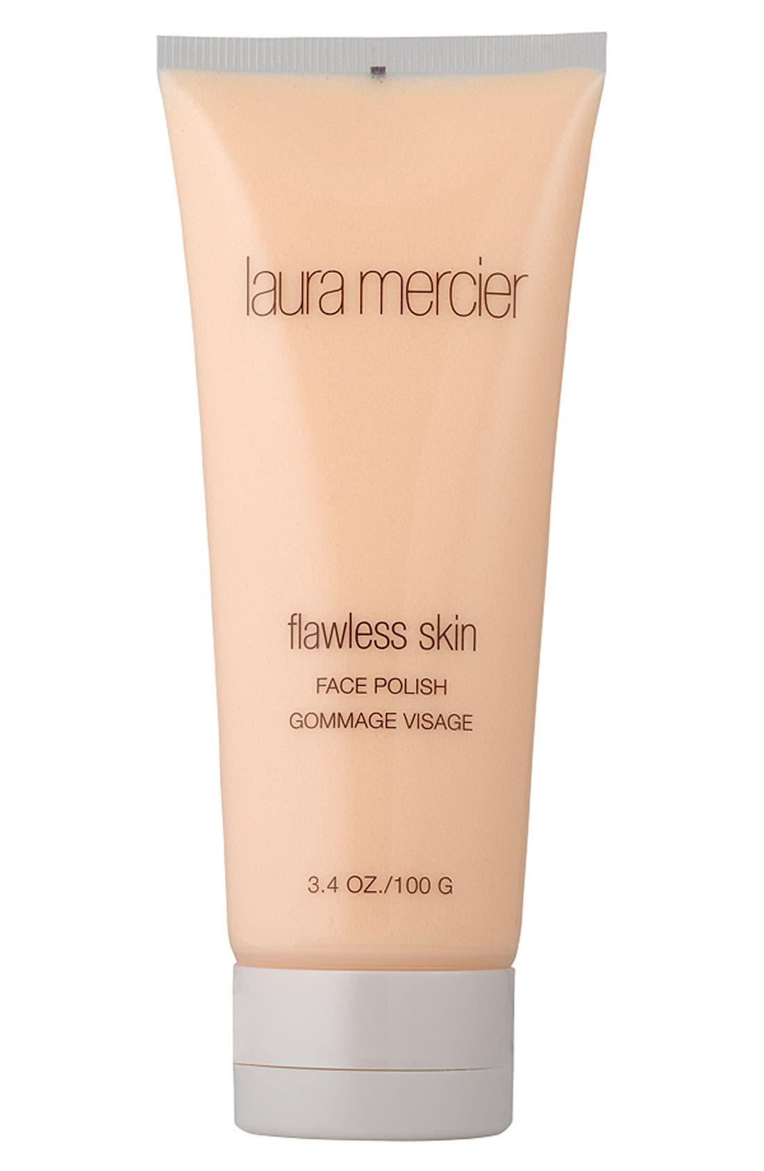LAURA MERCIER, 'Flawless Skin' Face Polish, Main thumbnail 1, color, NO COLOR