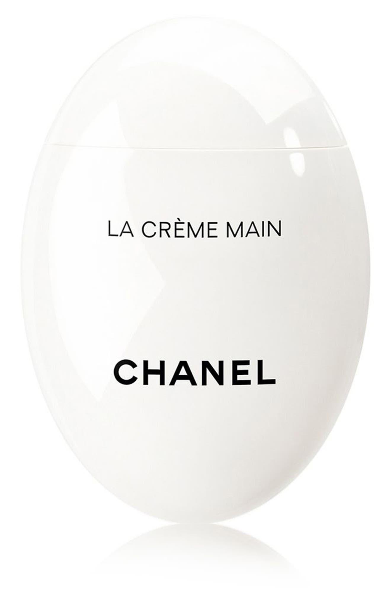 CHANEL, LA CREME MAIN<br />Hand Cream, Main thumbnail 1, color, NO COLOR