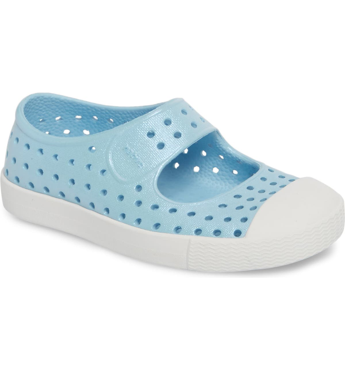 1cb0132dbe7 Native Shoes Juniper Perforated Mary Jane (Baby