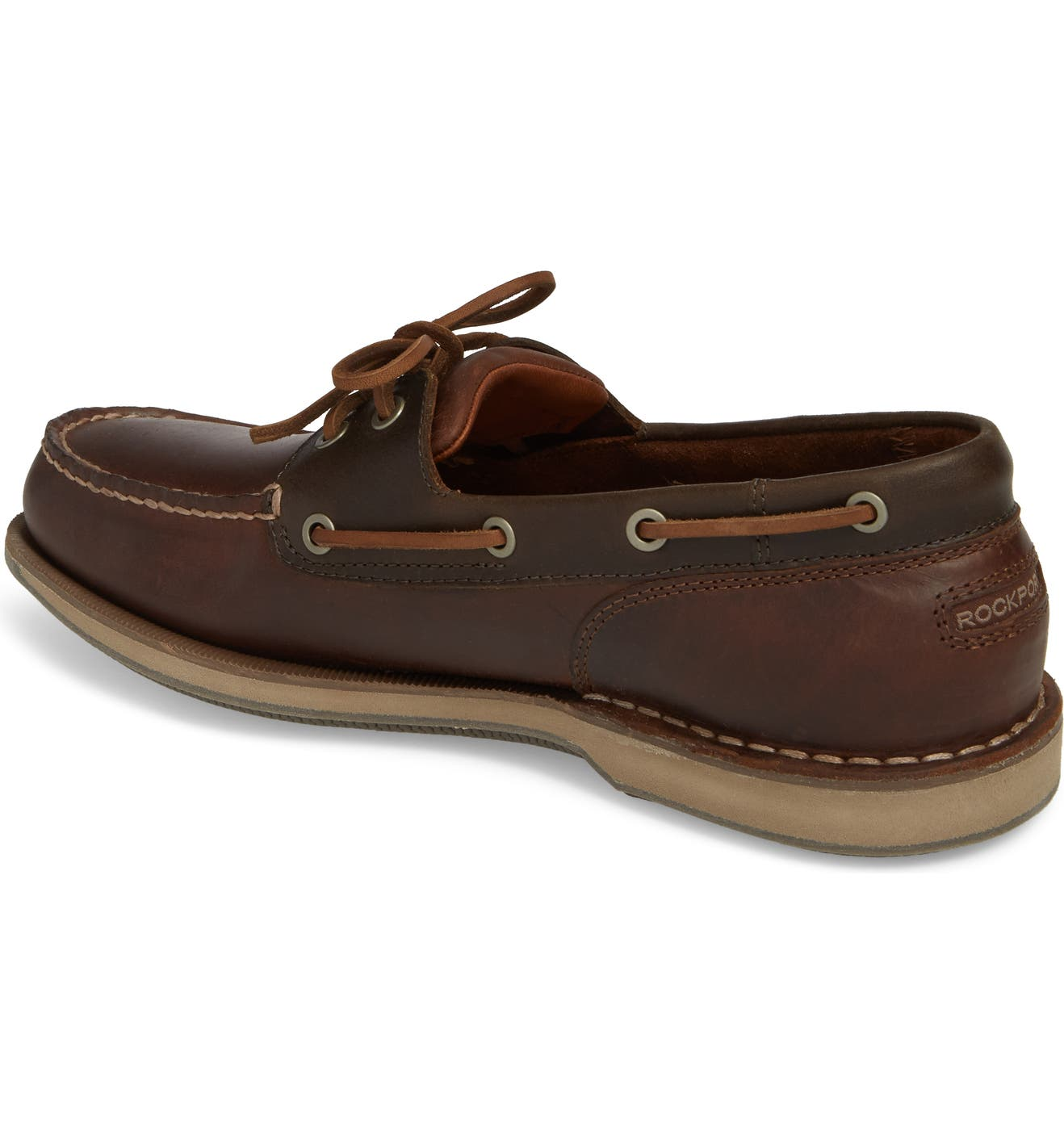 b77023e862 Rockport  Perth  Boat Shoe (Men)